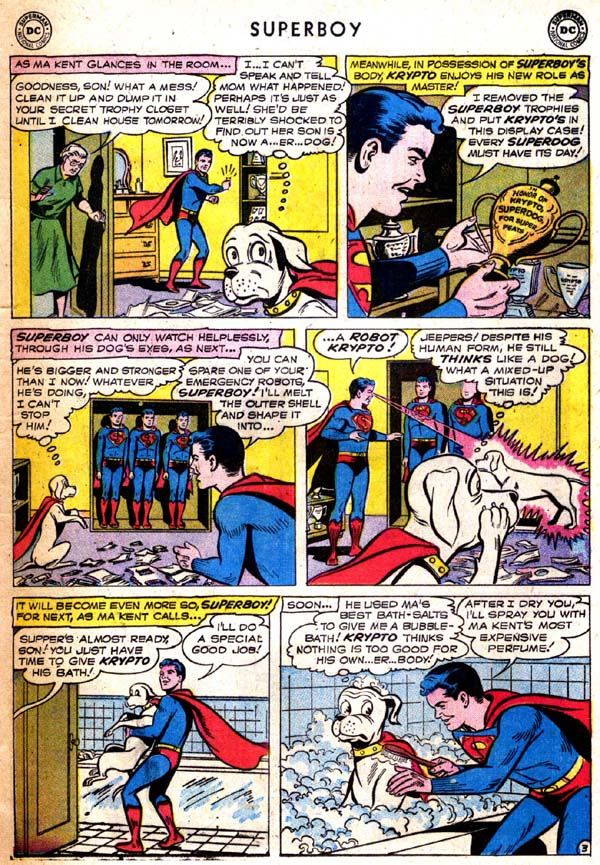 Superboy (1949) issue 71 - Page 4