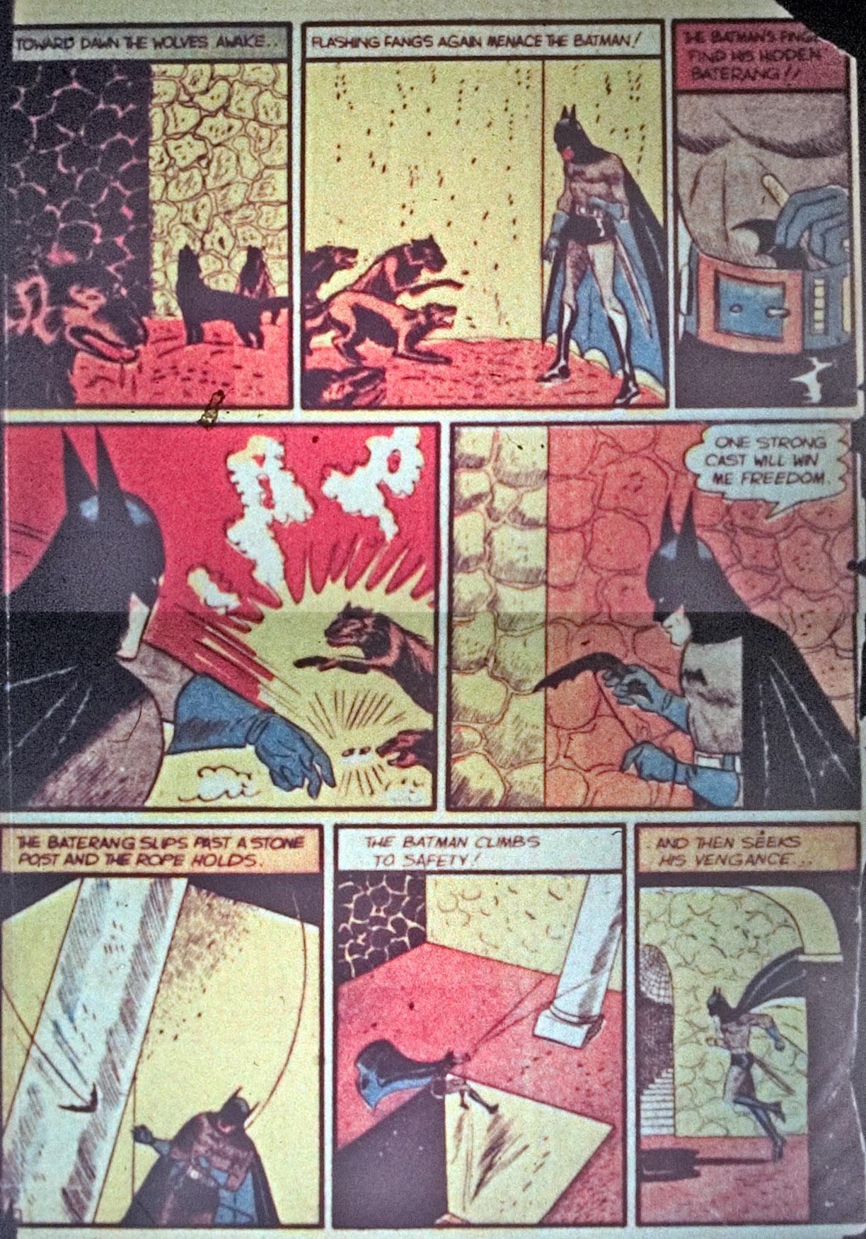 Detective Comics (1937) 32 Page 10