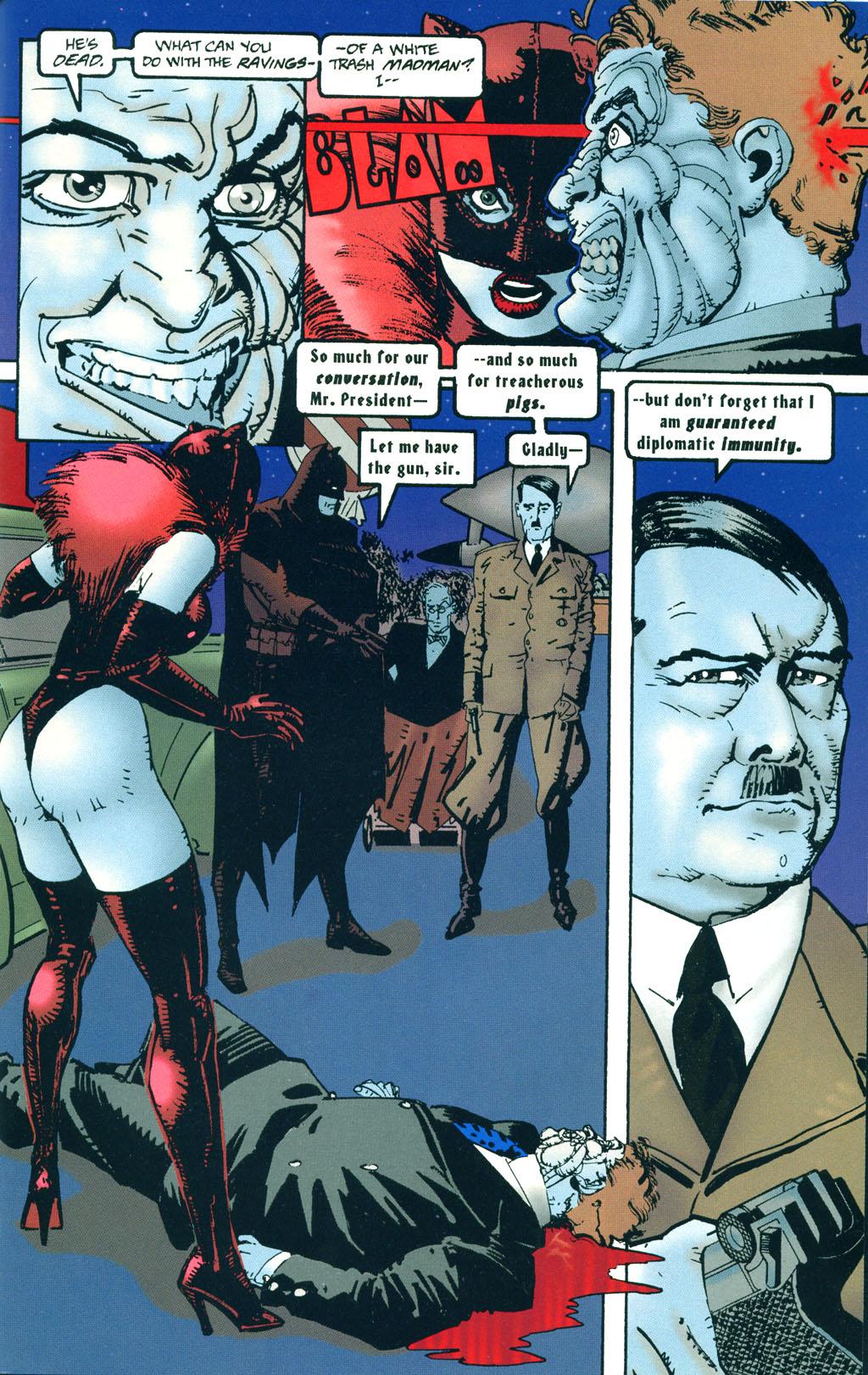 Read online Batman: Dark Allegiances comic -  Issue # Full - 63