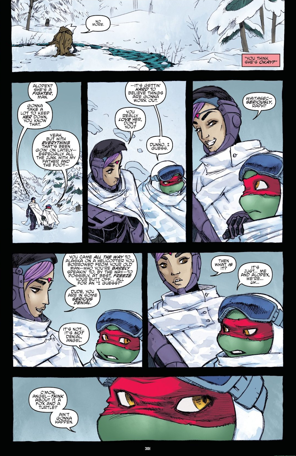 Read online Teenage Mutant Ninja Turtles: The IDW Collection comic -  Issue # TPB 8 (Part 3) - 99