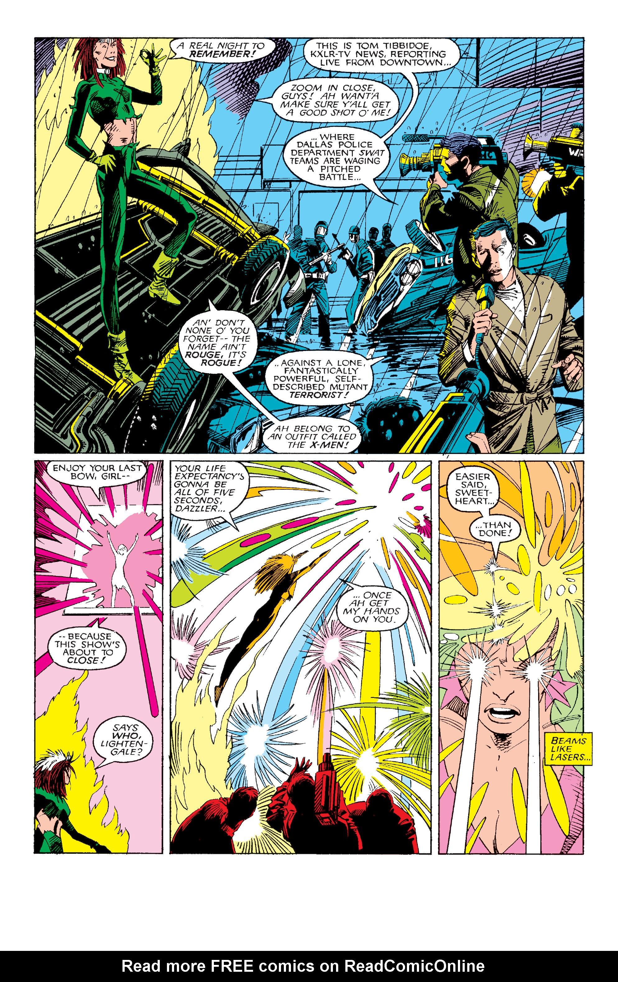 Read online Uncanny X-Men (1963) comic -  Issue #214 - 18