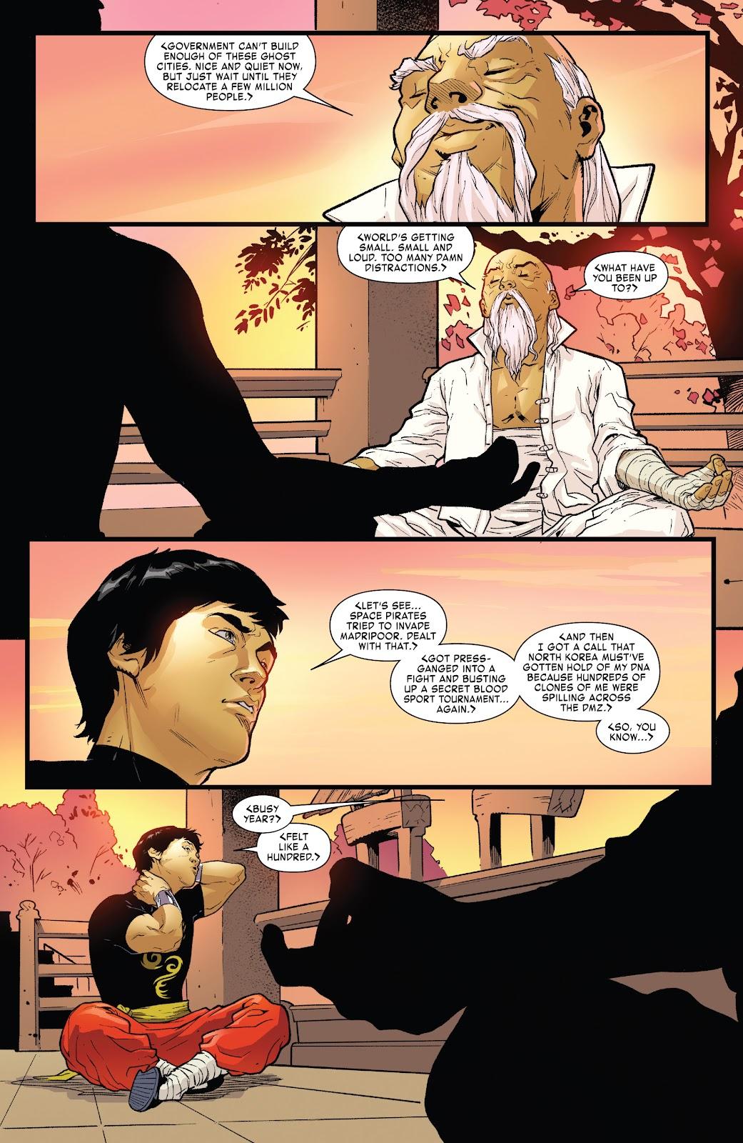 Read online Bizarre Adventures (2019) comic -  Issue # Full - 15