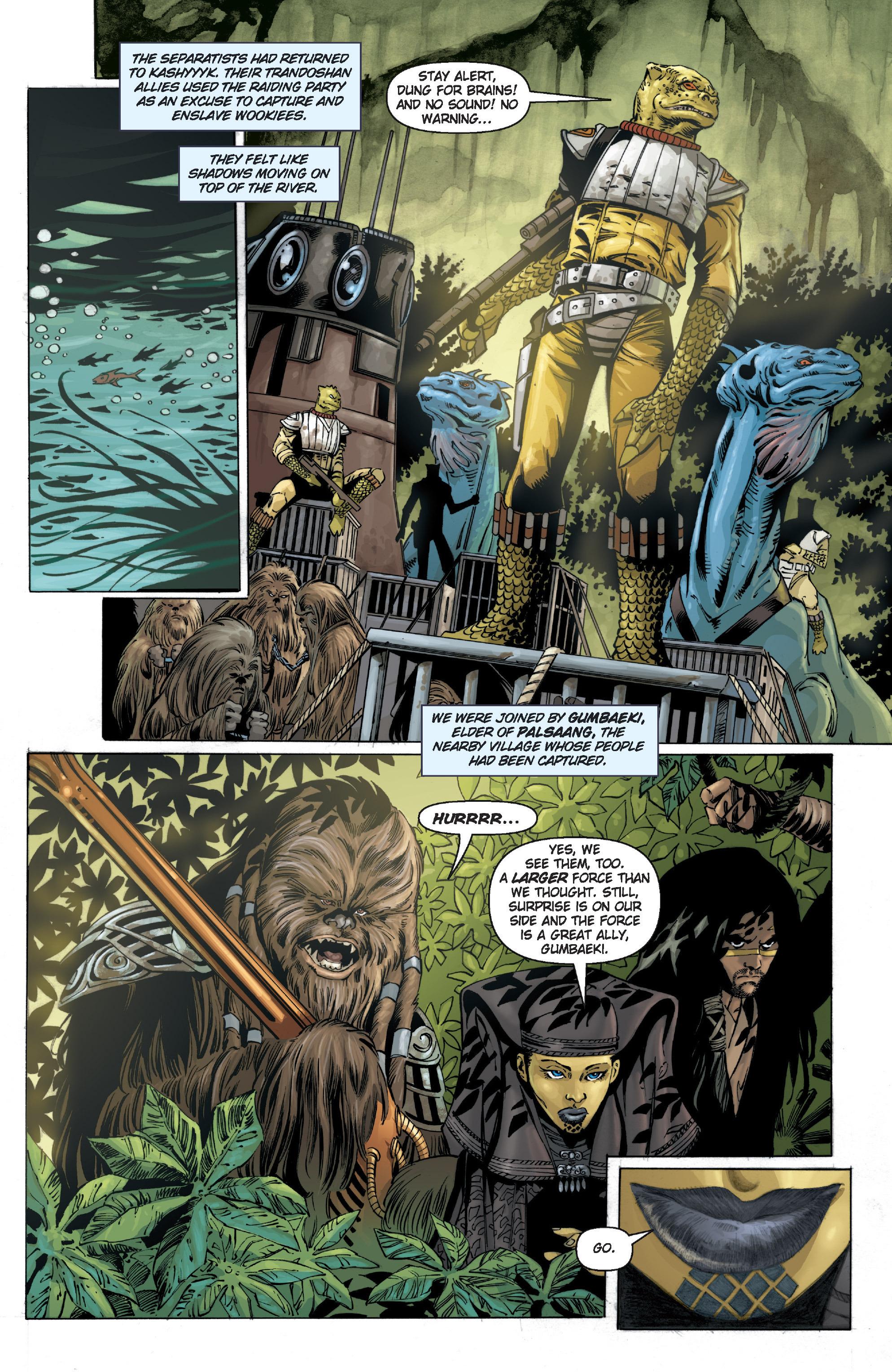 Read online Star Wars Omnibus comic -  Issue # Vol. 26 - 362