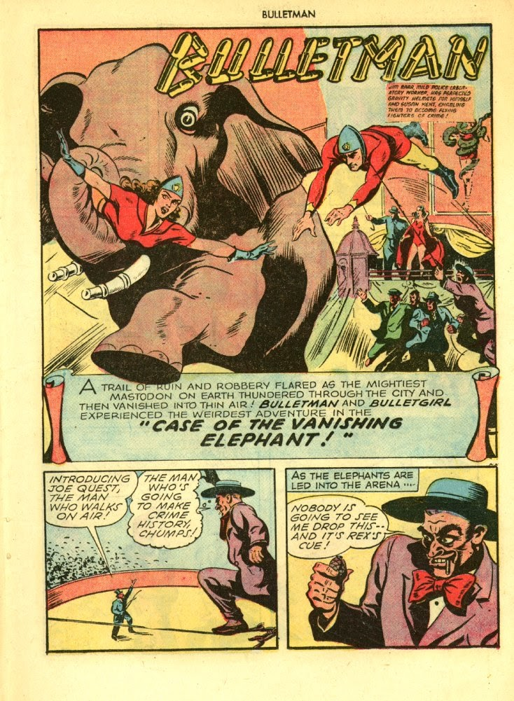 Bulletman issue 16 - Page 14