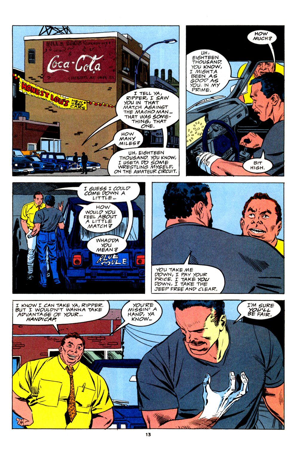 Read online Powerline comic -  Issue #2 - 15