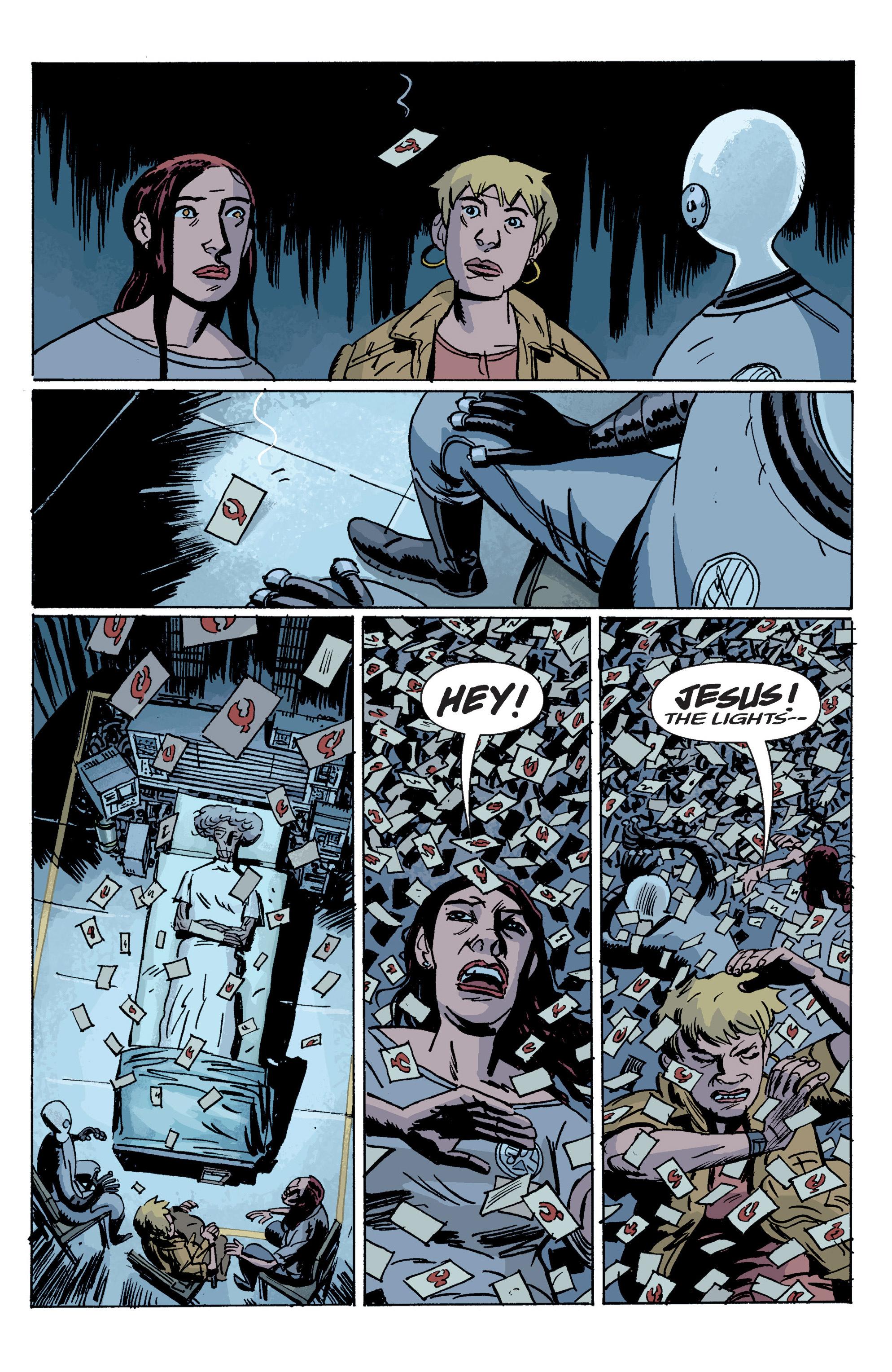 Read online B.P.R.D. (2003) comic -  Issue # TPB 10 - 27