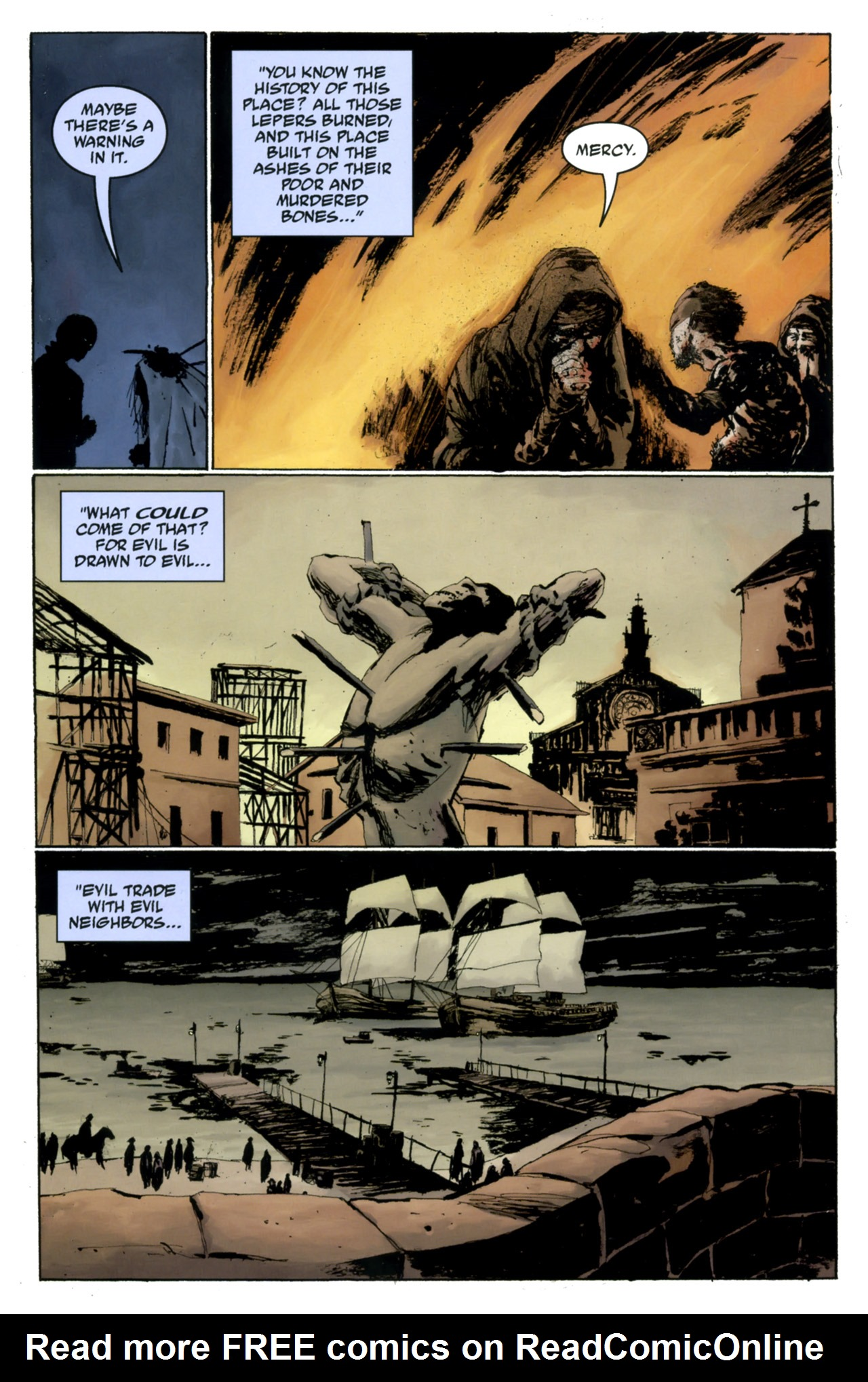 Read online Abe Sapien: The Drowning comic -  Issue #4 - 11