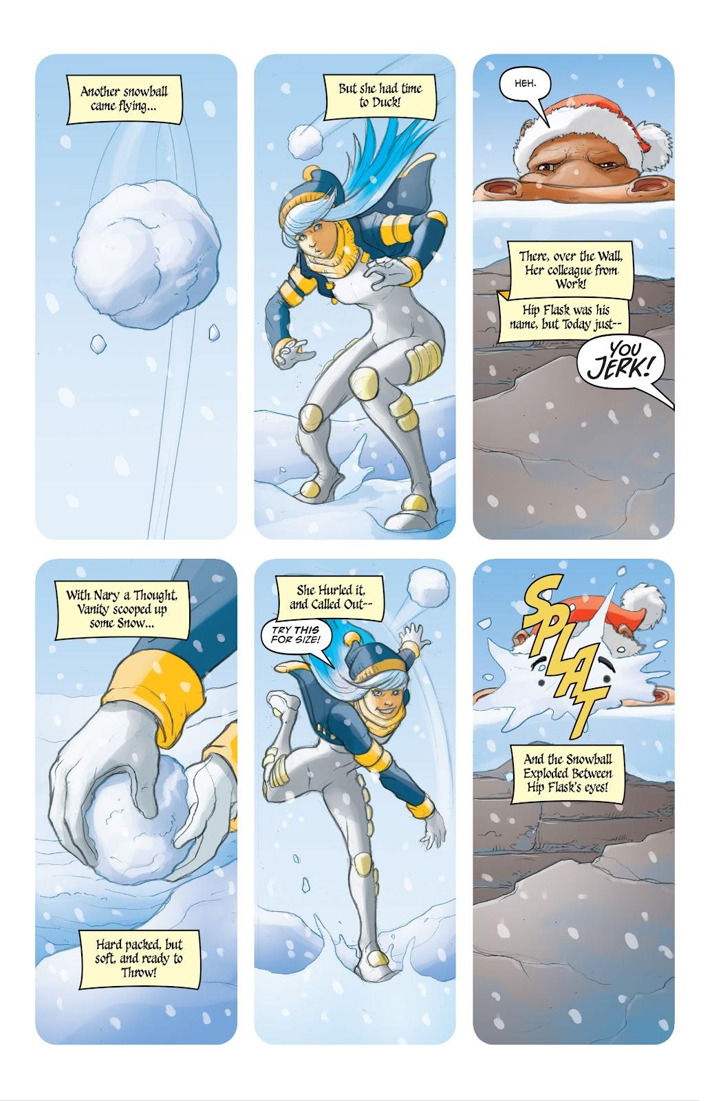 Read online Elephantmen 2261 Season Two: The Pentalion Job comic -  Issue # TPB - 100