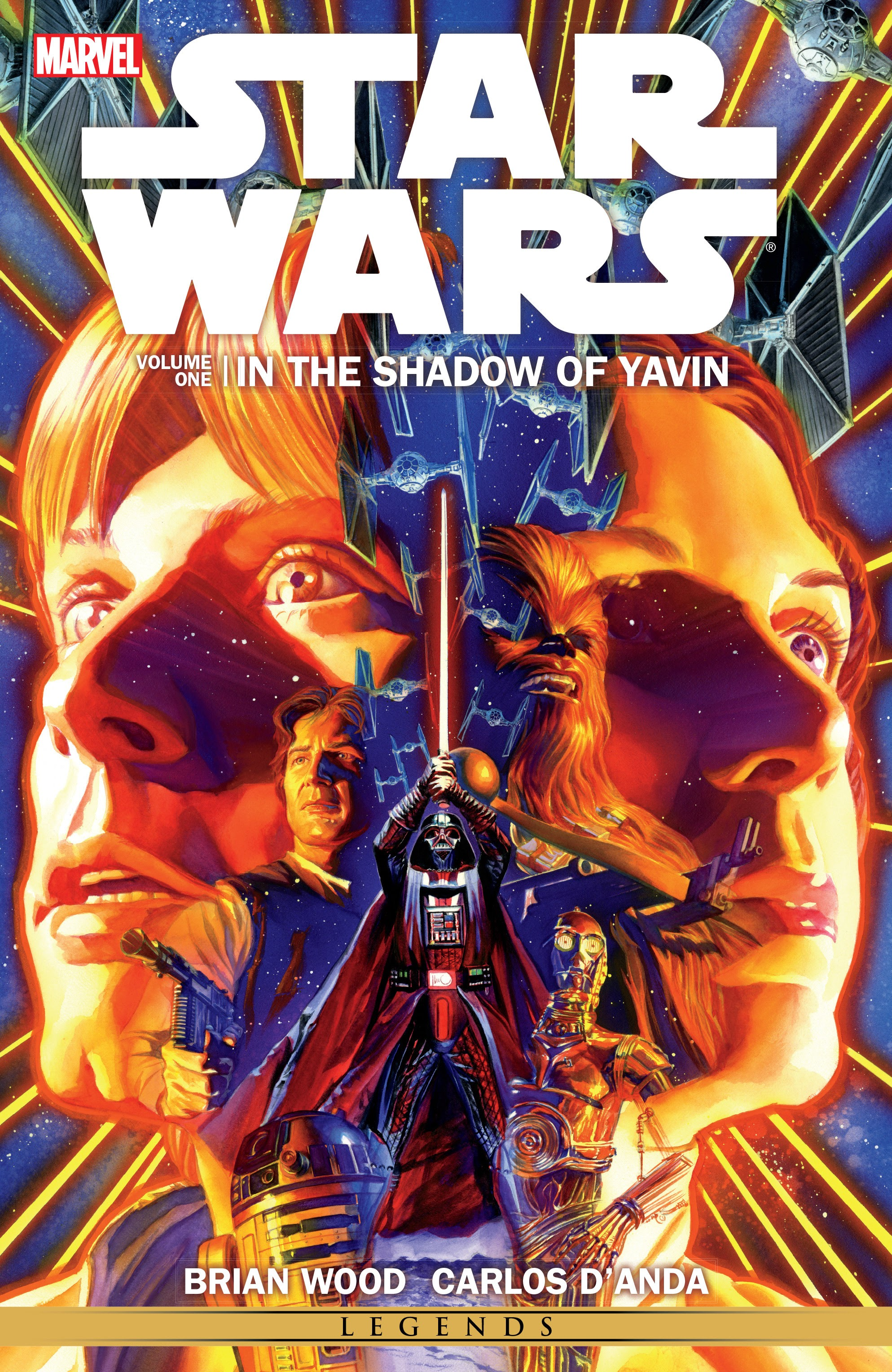 Star Wars (2013) issue _TPB_1 - Page 1