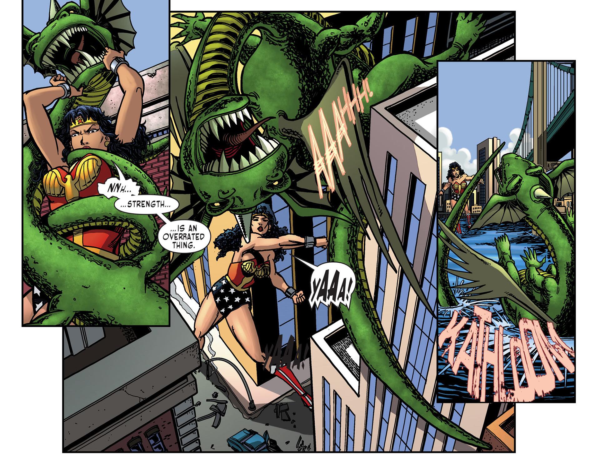 Read online Sensation Comics Featuring Wonder Woman comic -  Issue #10 - 15