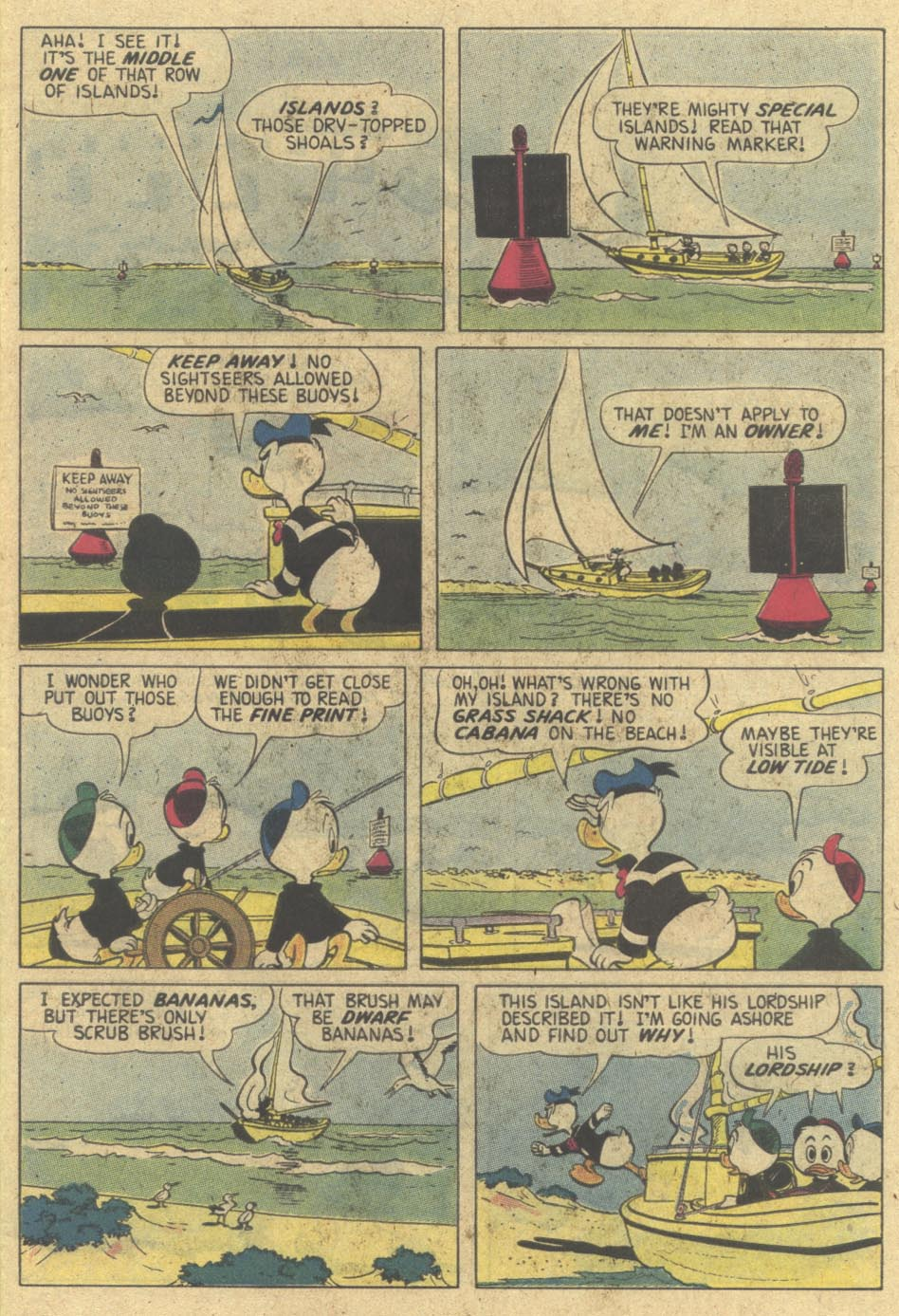 Walt Disney's Comics and Stories issue 501 - Page 7