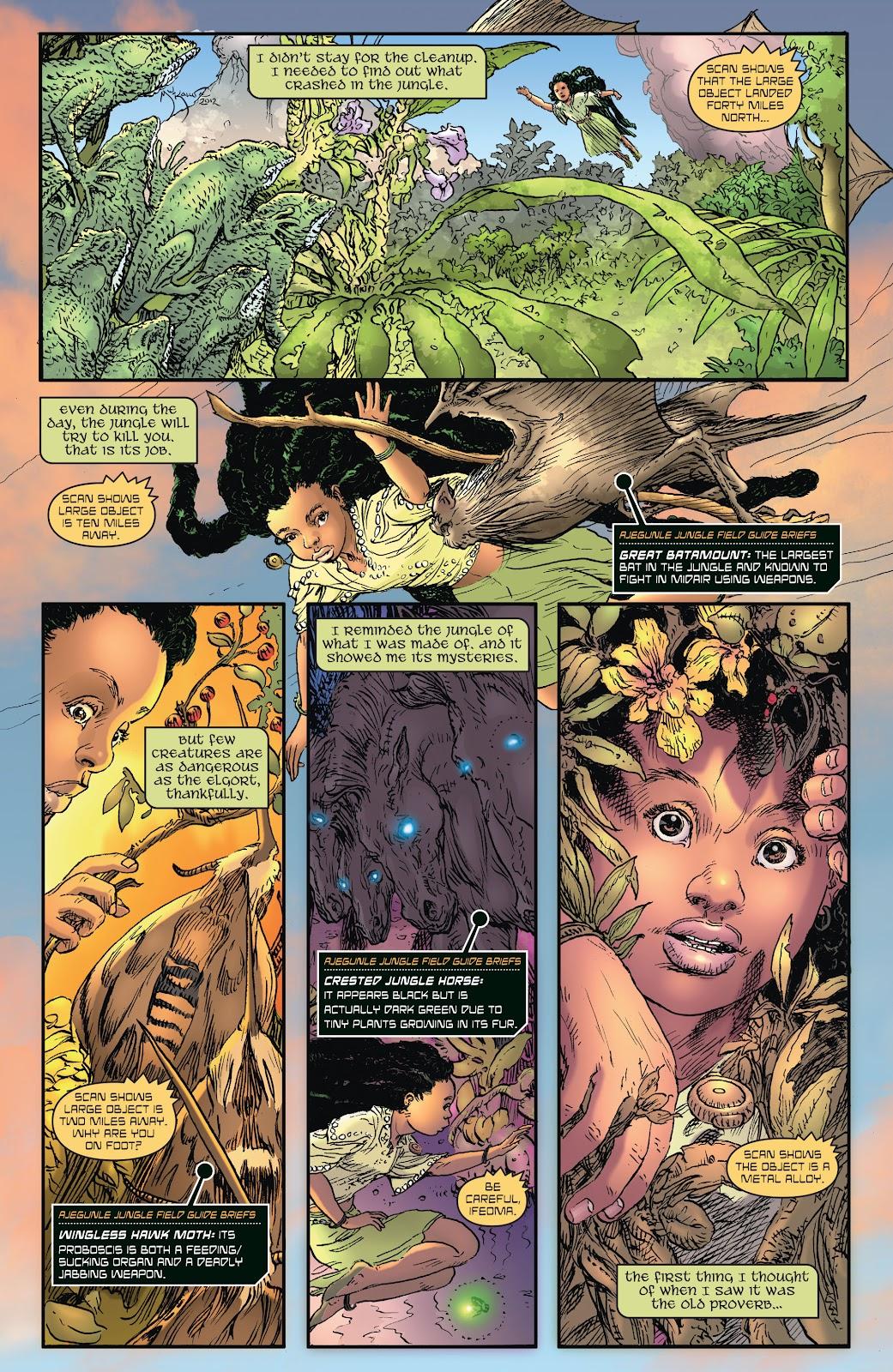 Read online Strange Adventures (2014) comic -  Issue # TPB (Part 2) - 20