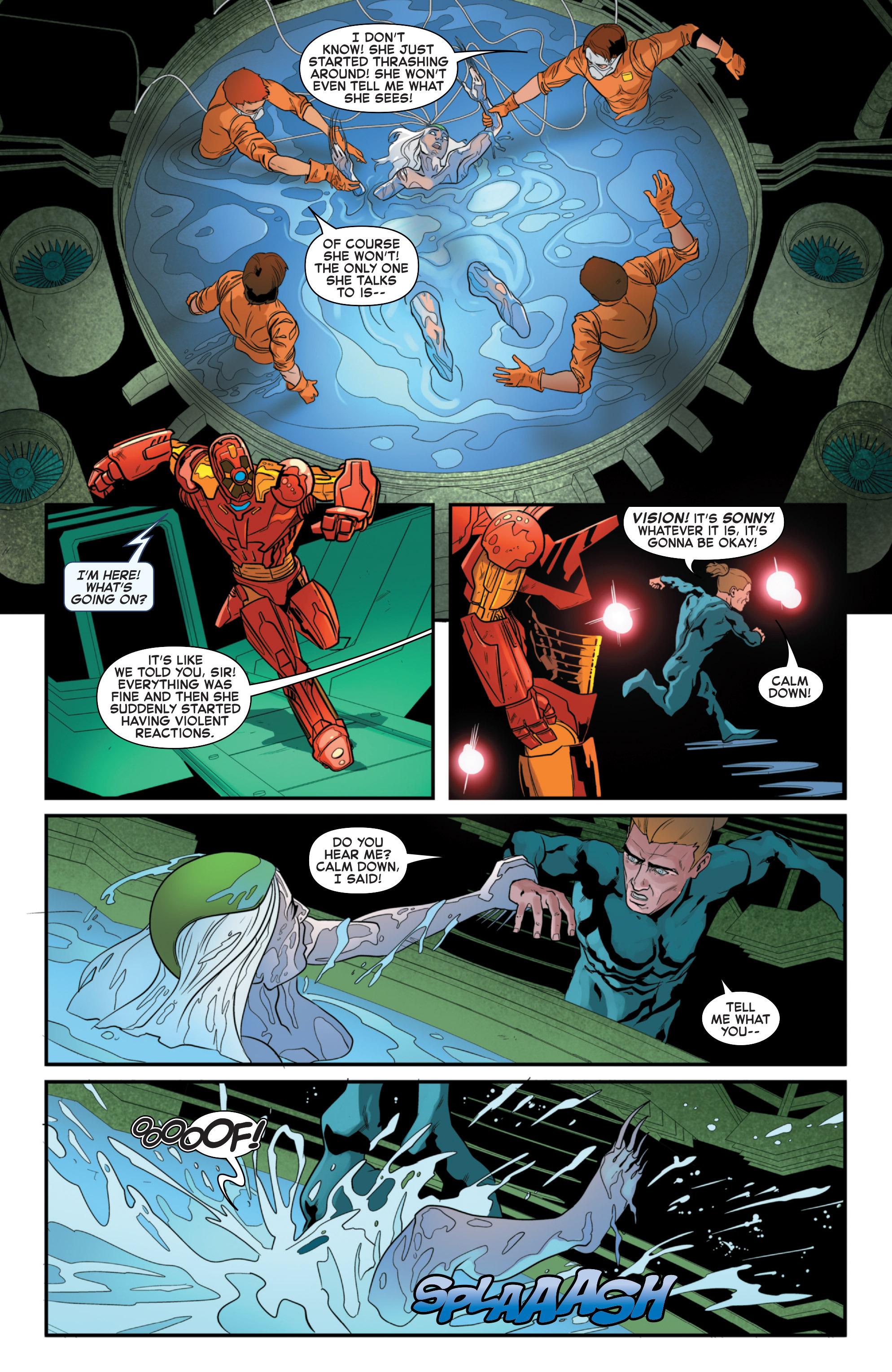 Read online Secret Wars 2099 comic -  Issue #4 - 7