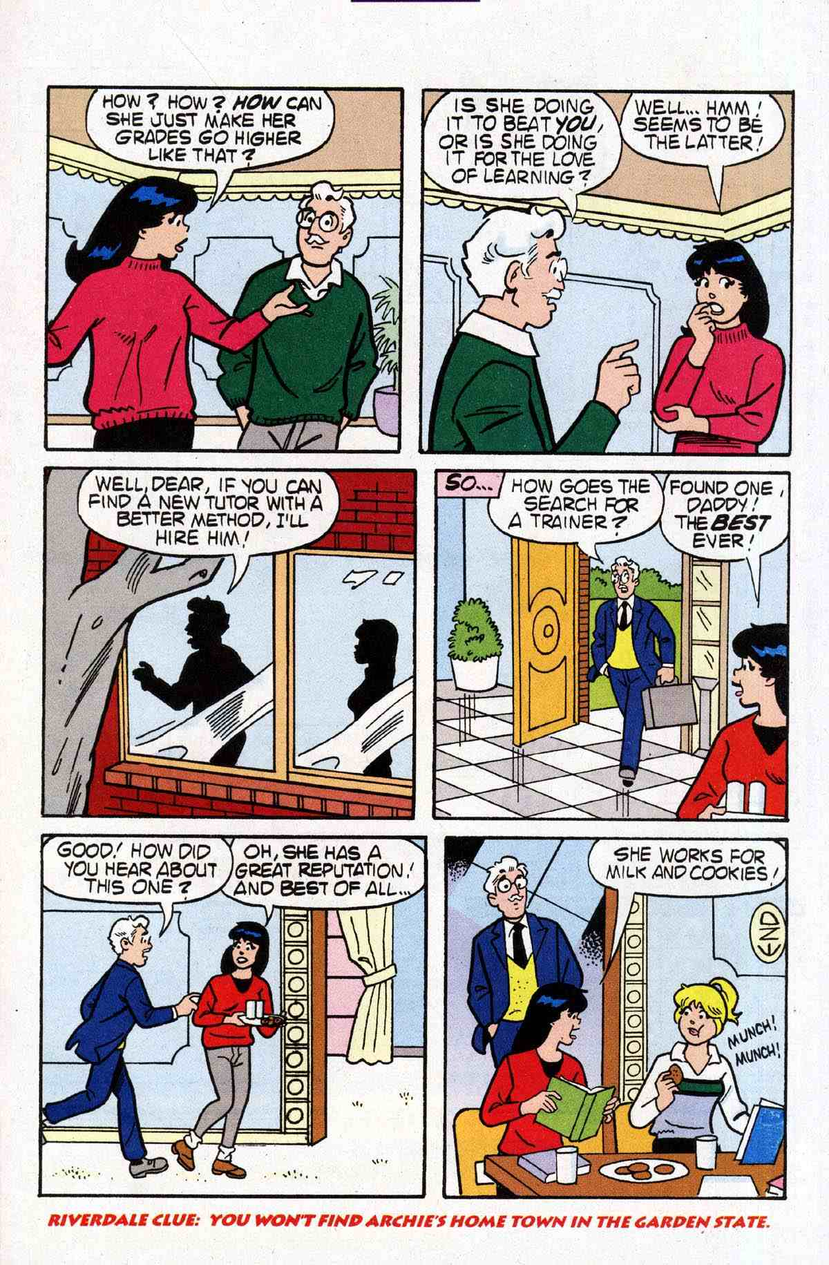 Read online Archie's Girls Betty and Veronica comic -  Issue #184 - 29