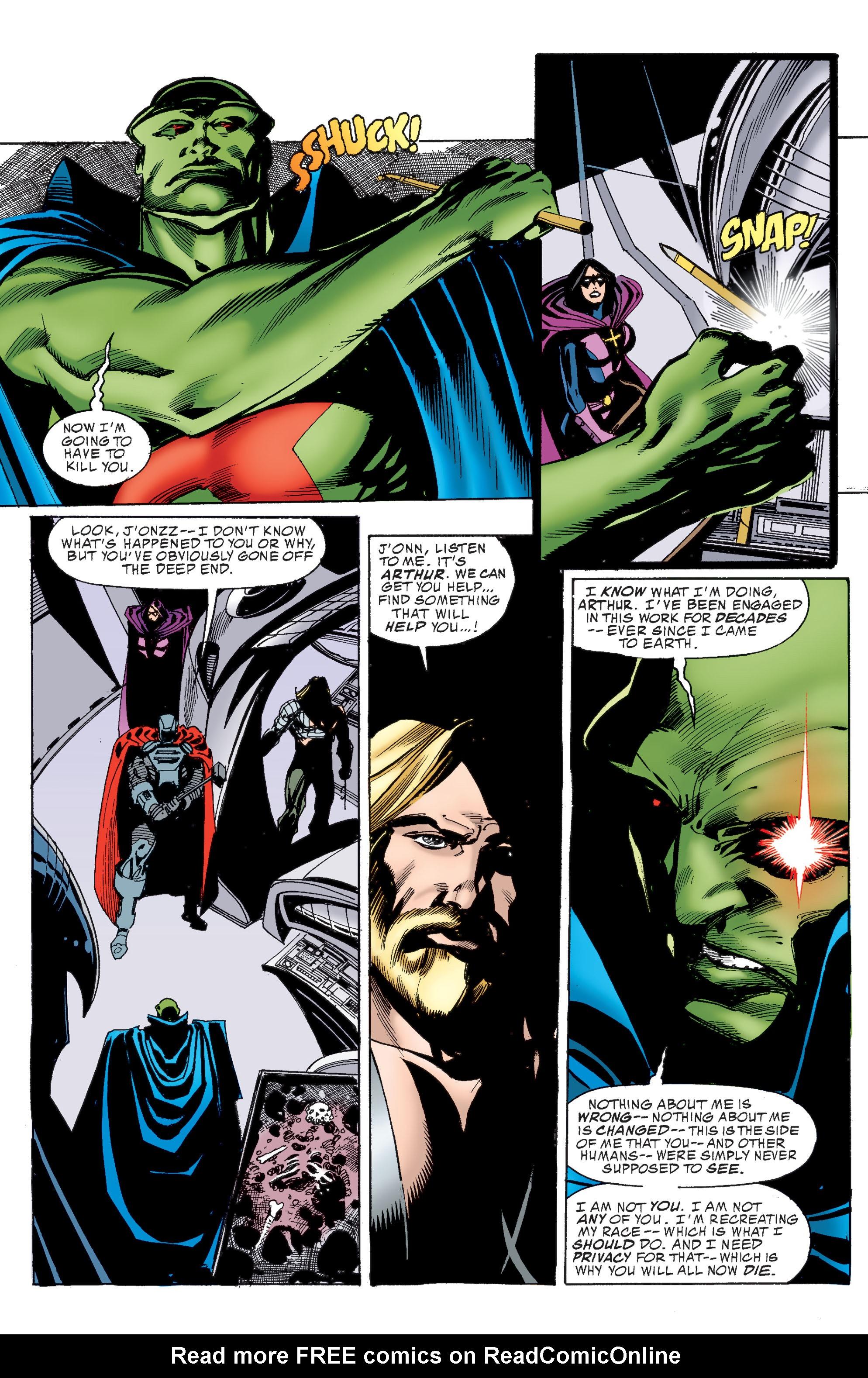 Read online Martian Manhunter: Son of Mars comic -  Issue # TPB - 159