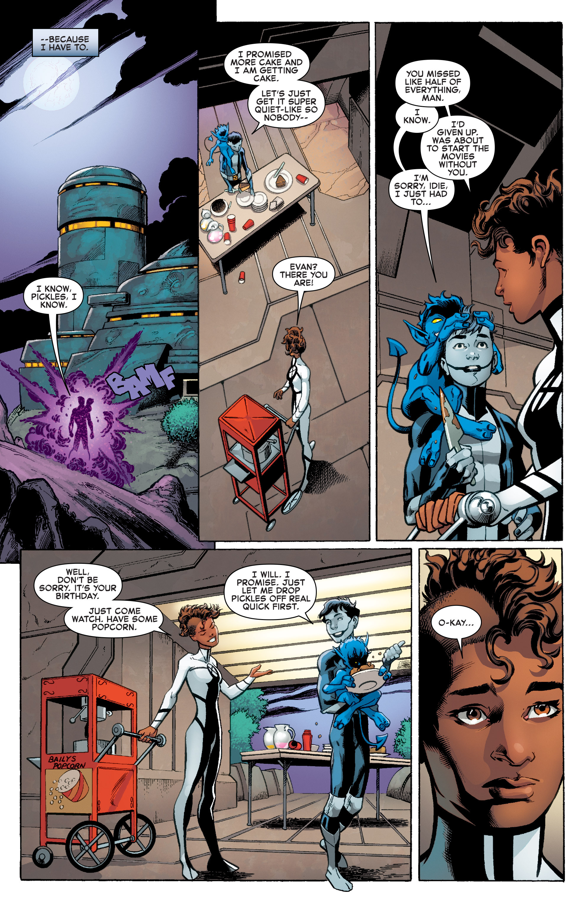 Read online All-New X-Men (2016) comic -  Issue #9 - 13