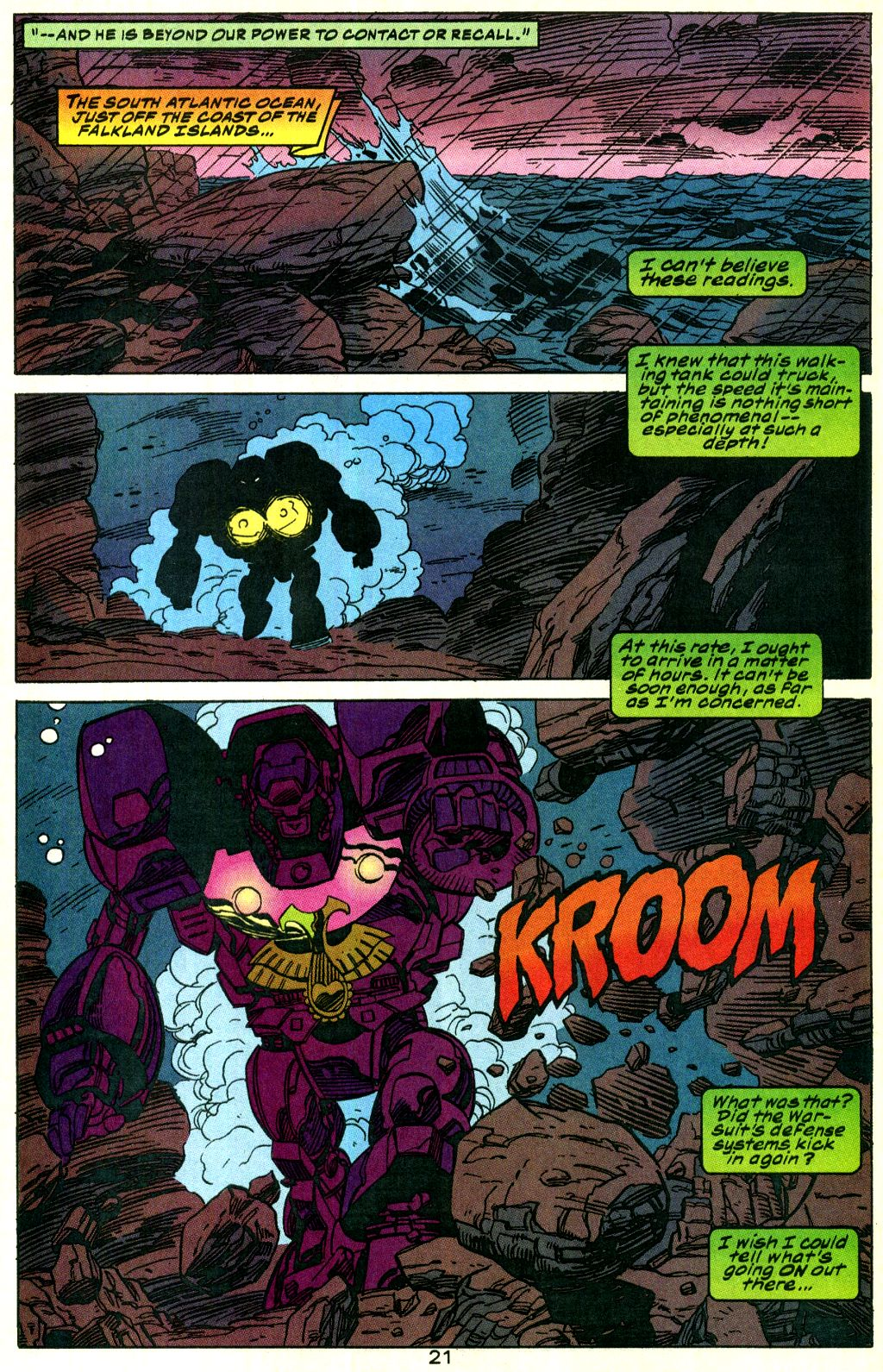 Action Comics (1938) 690 Page 20