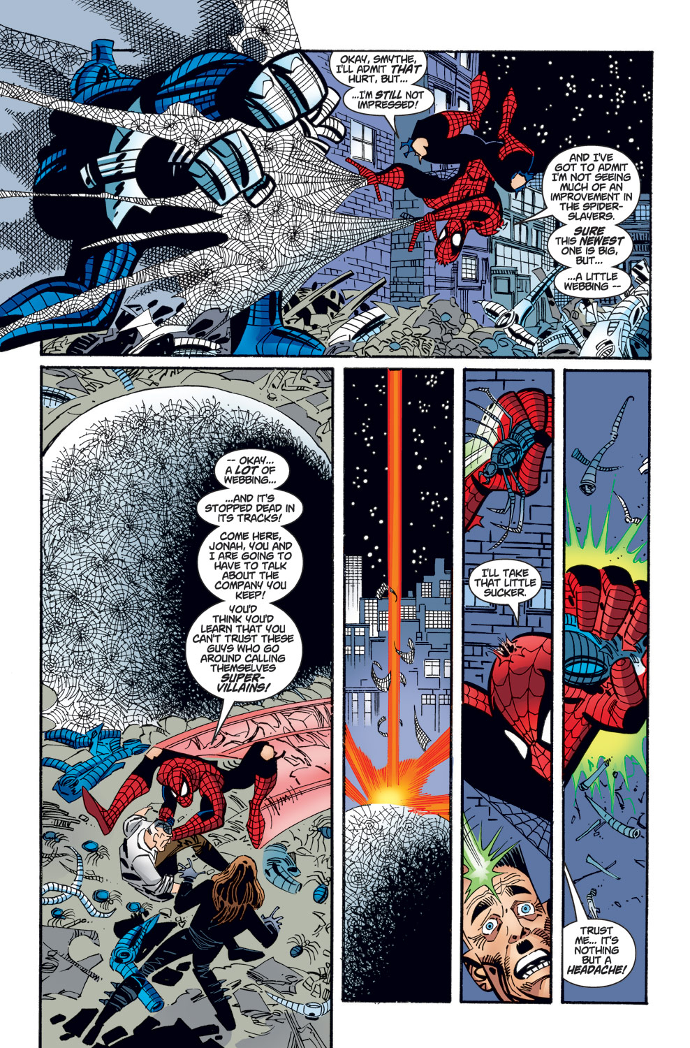 The Amazing Spider-Man (1999) 21 Page 3
