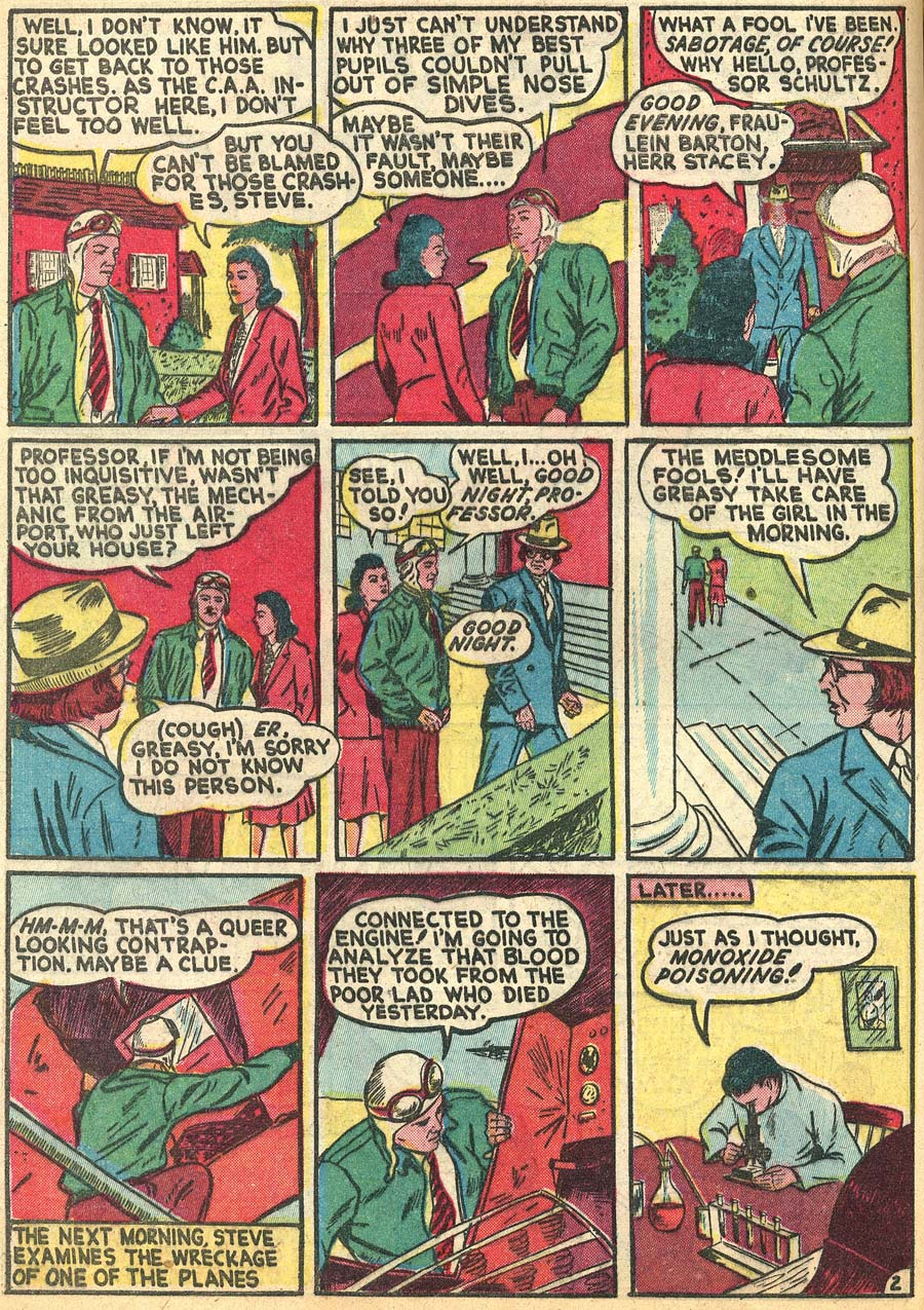 Blue Ribbon Comics (1939) issue 9 - Page 32
