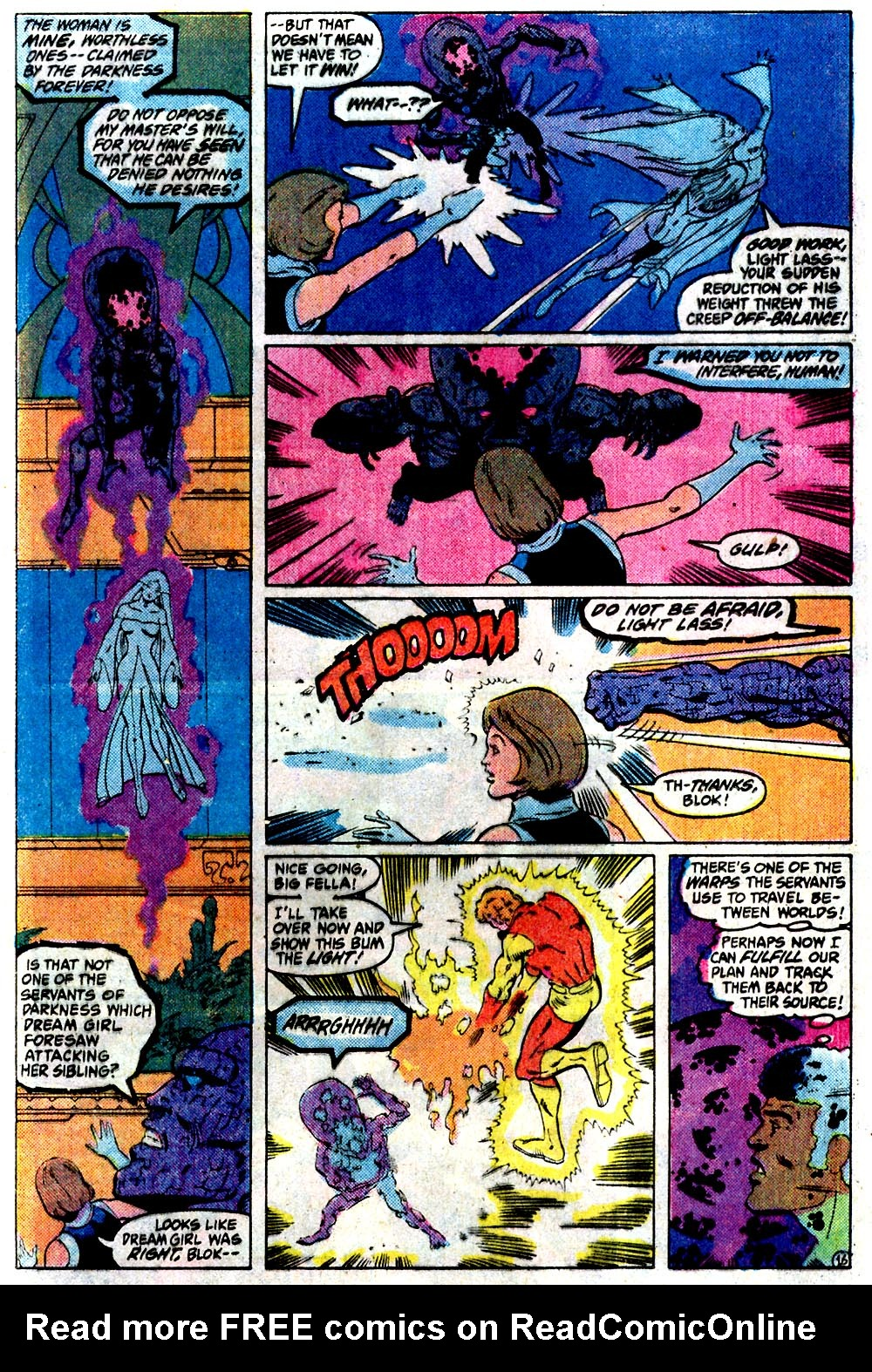 Legion of Super-Heroes (1980) 291 Page 16