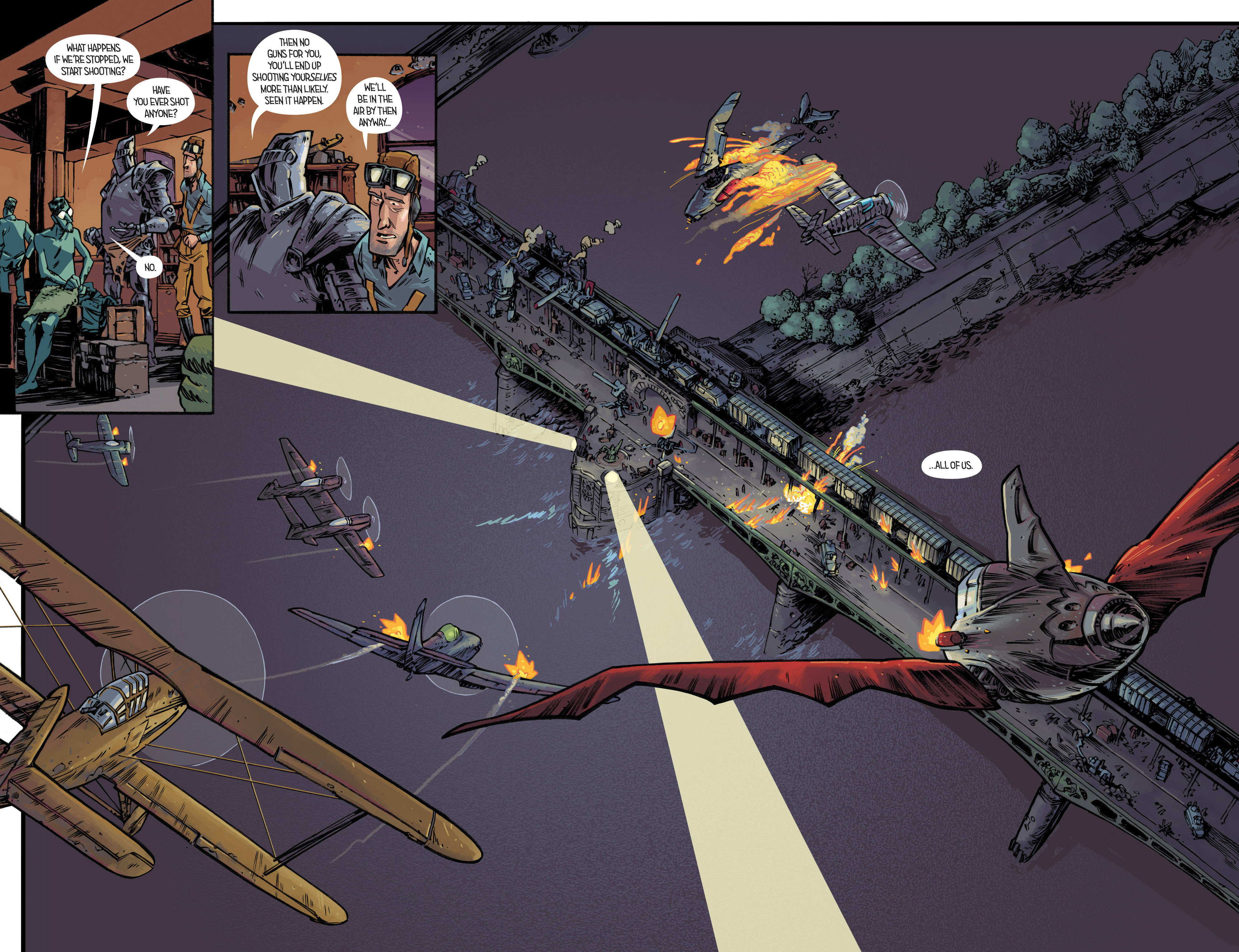Read online Airboy comic -  Issue #4 - 9