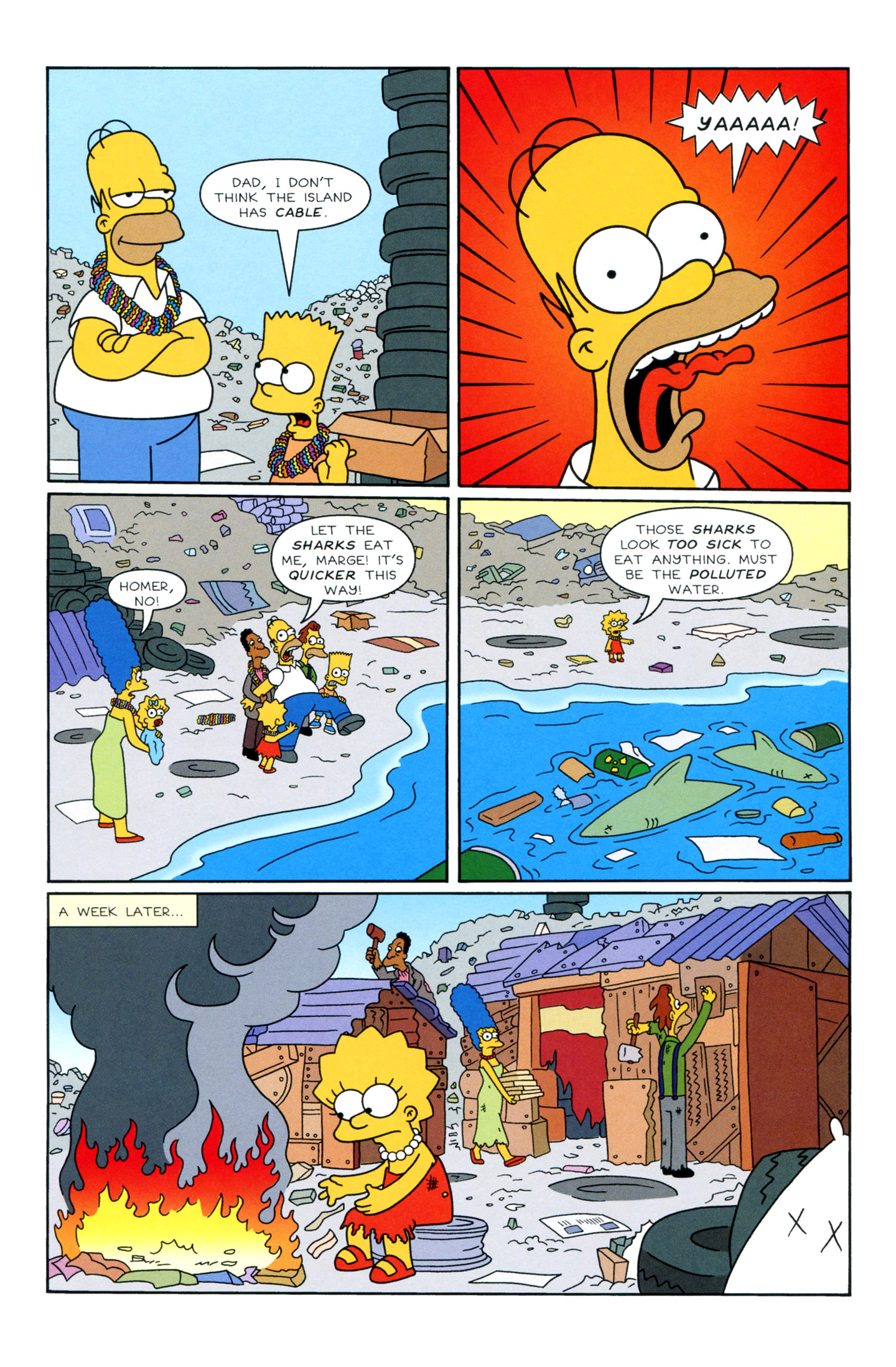 Read online Simpsons Illustrated (1991) comic -  Issue #3 - 15