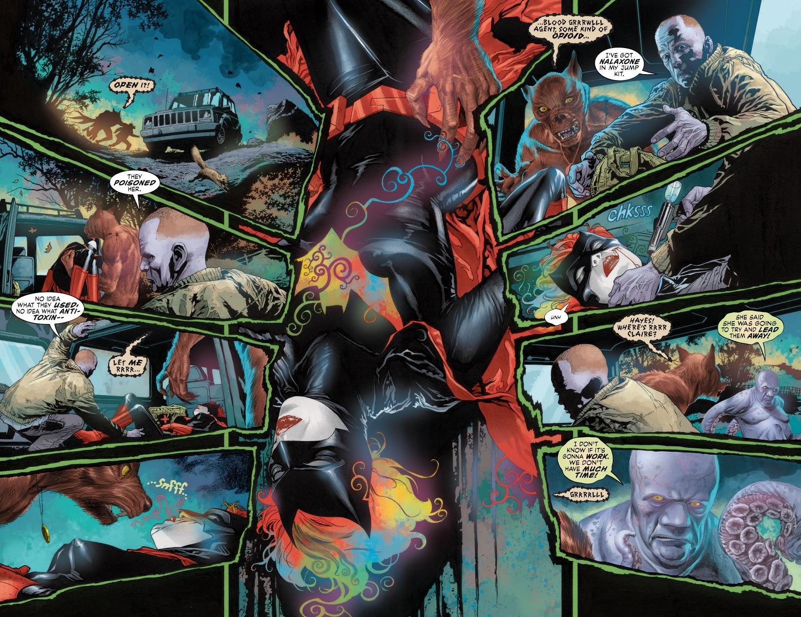 Read online Detective Comics (1937) comic -  Issue # _TPB Batwoman – Elegy (New Edition) (Part 1) - 50