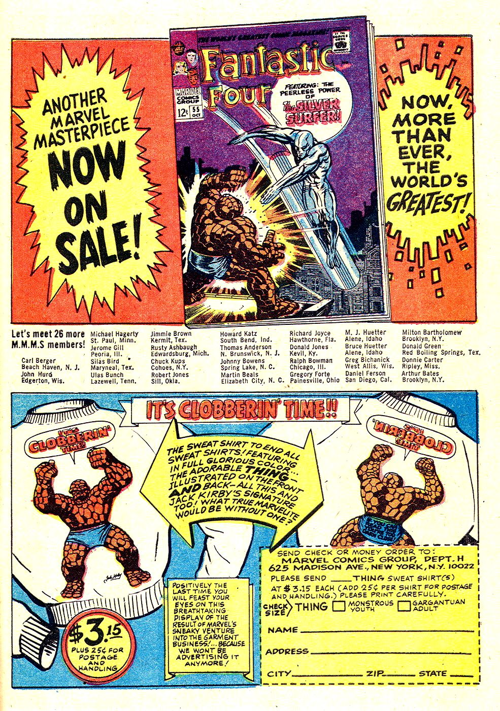 Read online Sgt. Fury comic -  Issue #34 - 31