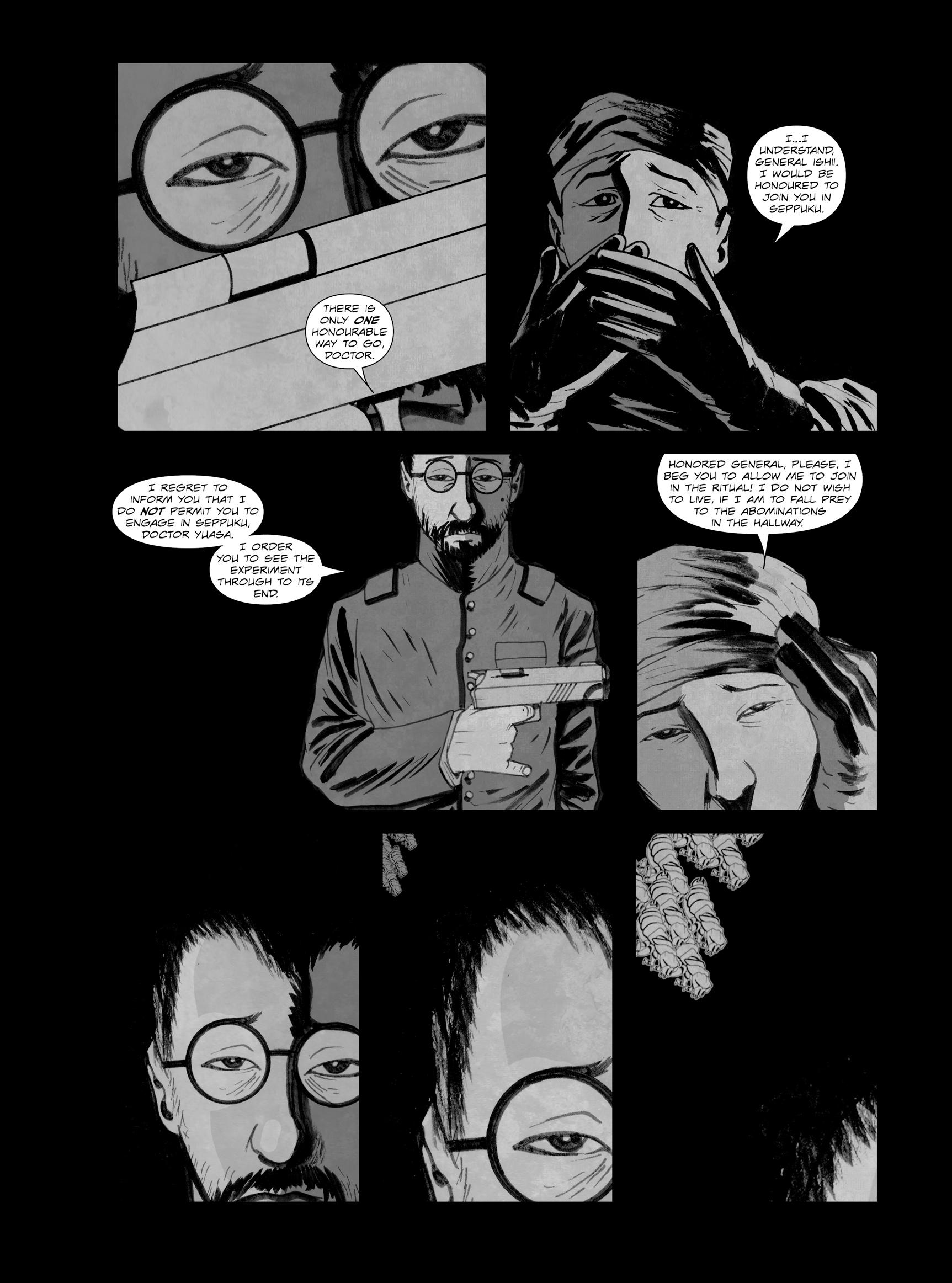 Read online FUBAR comic -  Issue #2 - 108