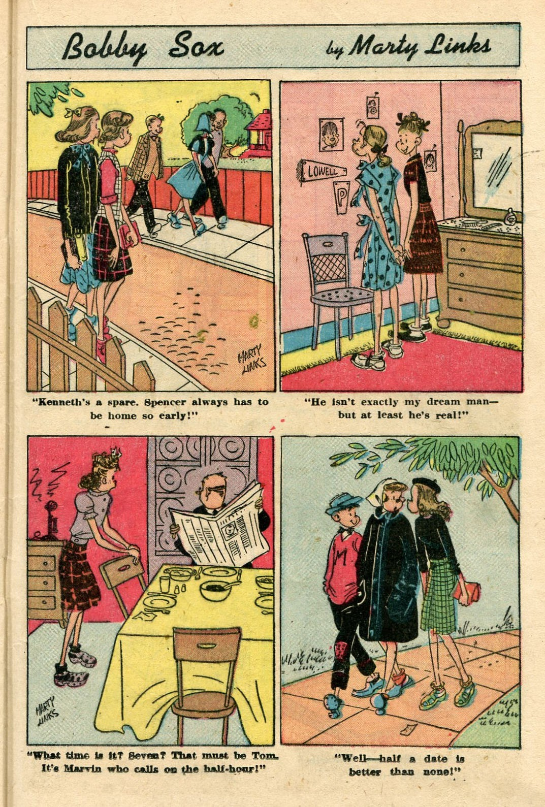 Read online Famous Funnies comic -  Issue #175 - 33