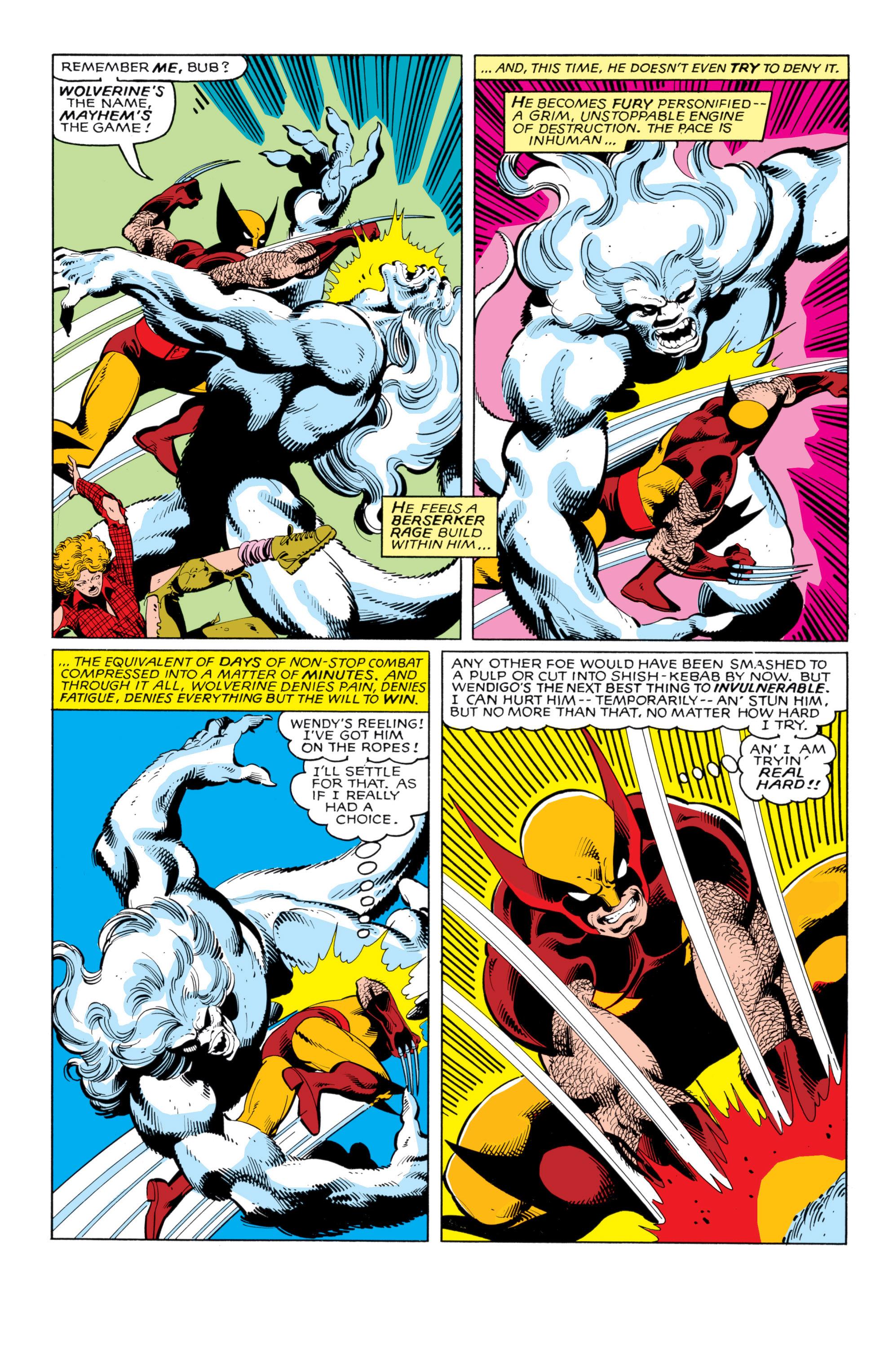 Read online Uncanny X-Men (1963) comic -  Issue #140 - 14