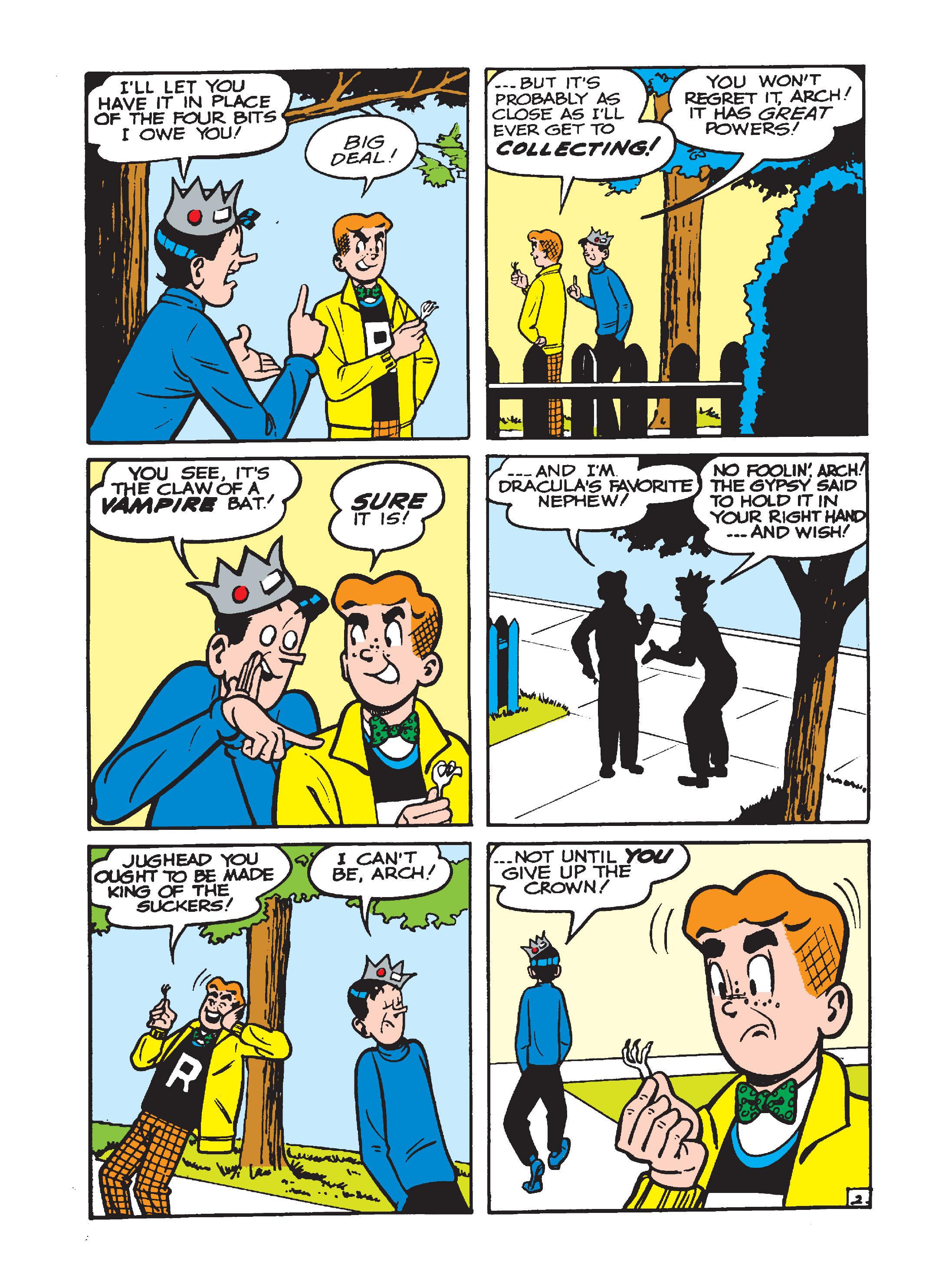 Read online Archie 1000 Page Comics Bonanza comic -  Issue #1 (Part 2) - 53