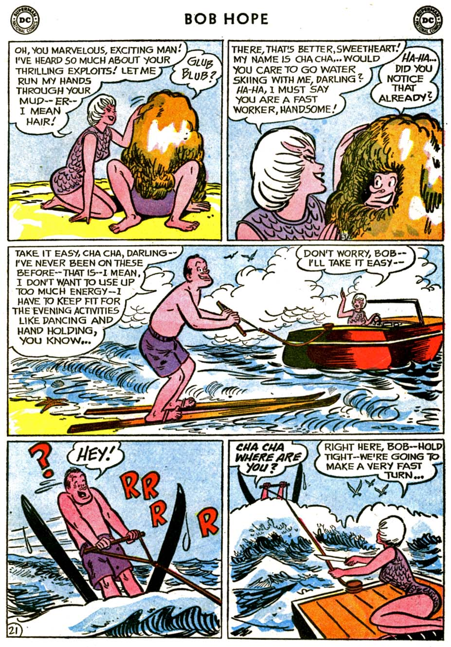 The Adventures of Bob Hope issue 72 - Page 27