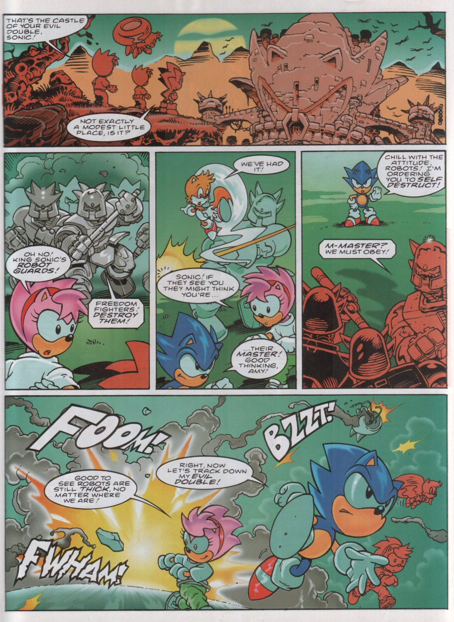 Read online Sonic the Comic comic -  Issue #168 - 5