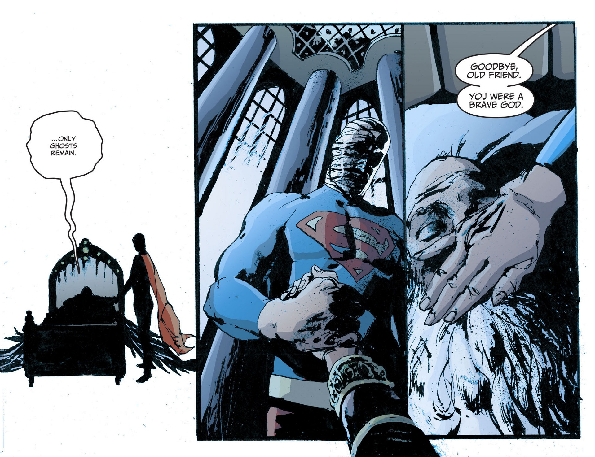 Read online Adventures of Superman [I] comic -  Issue #48 - 7