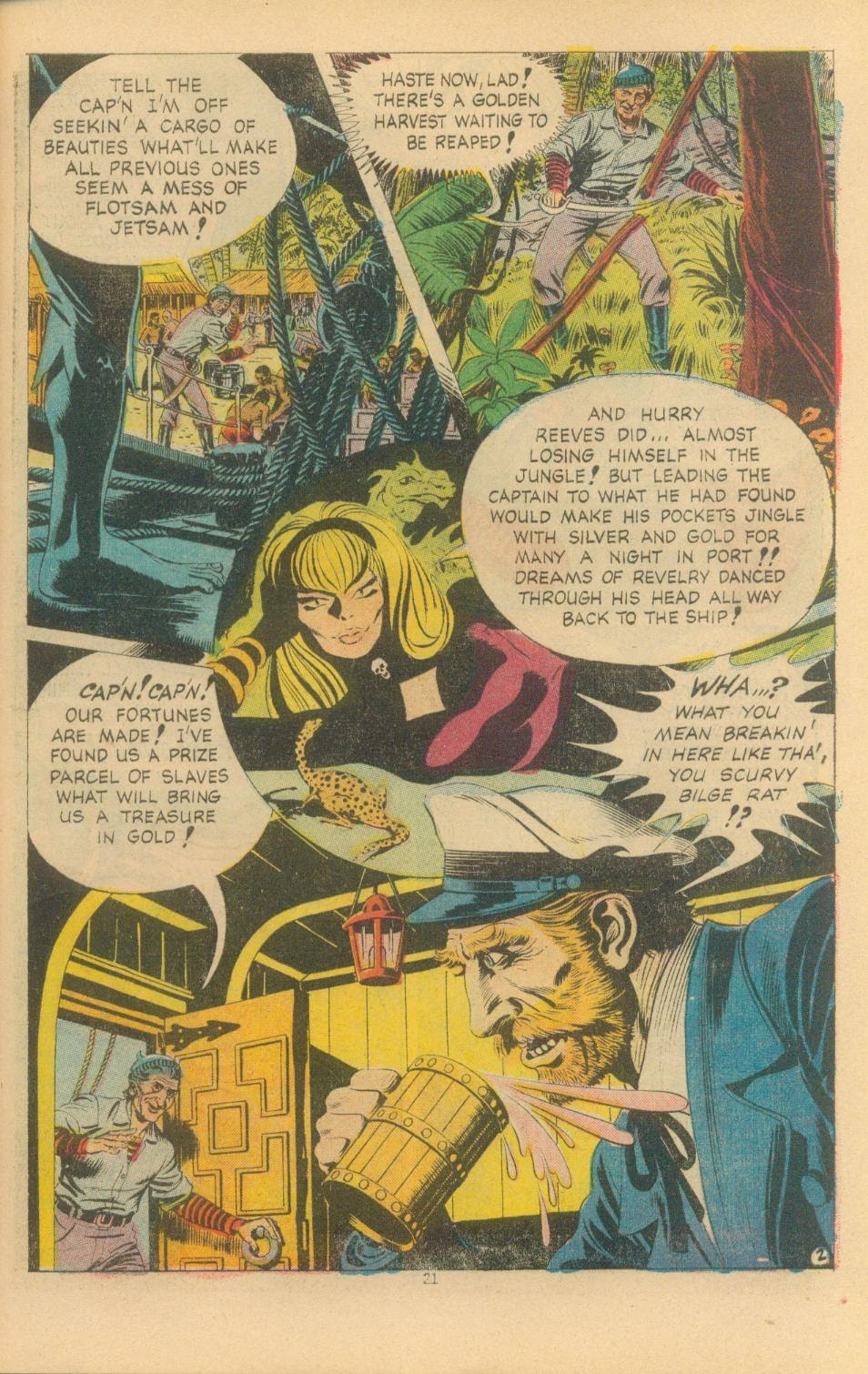 The Witching Hour (1969) issue 38 - Page 23