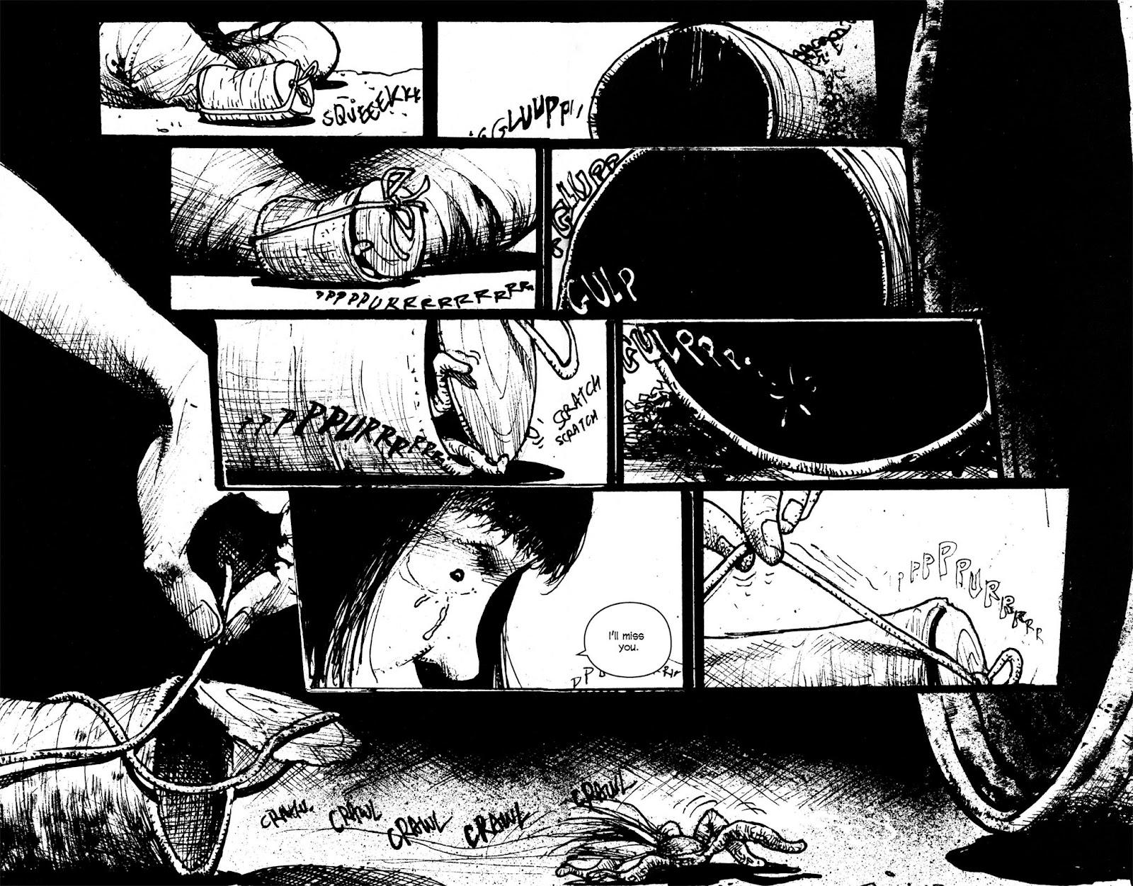 Read online Ojo comic -  Issue #5 - 16