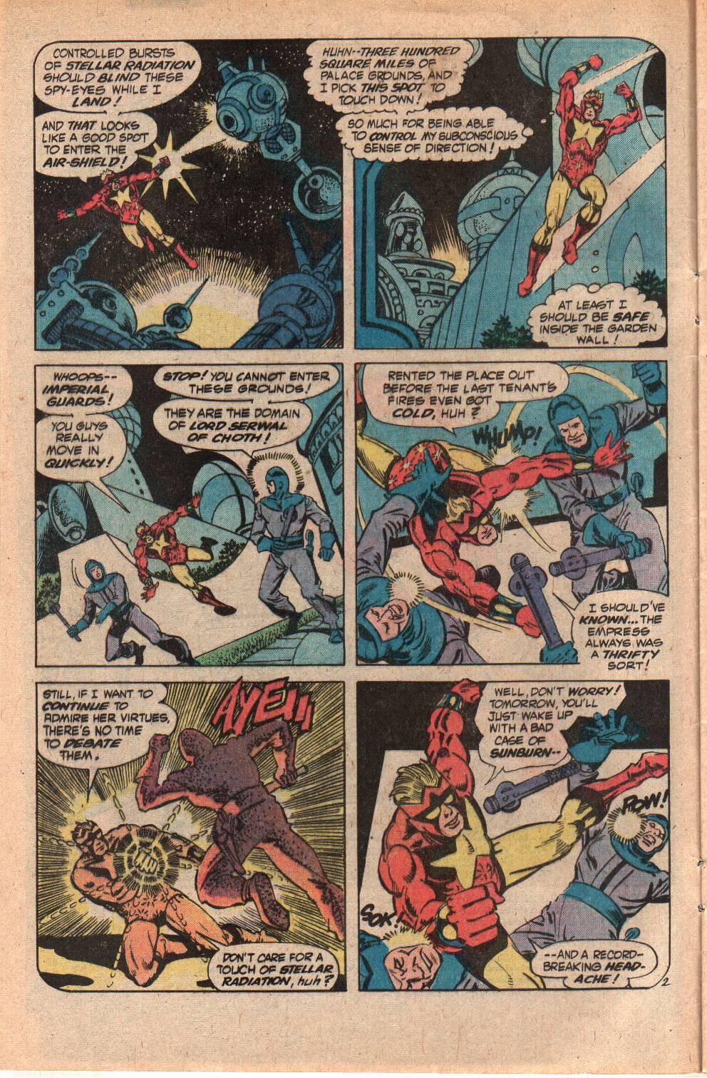 Read online Adventure Comics (1938) comic -  Issue #468 - 4