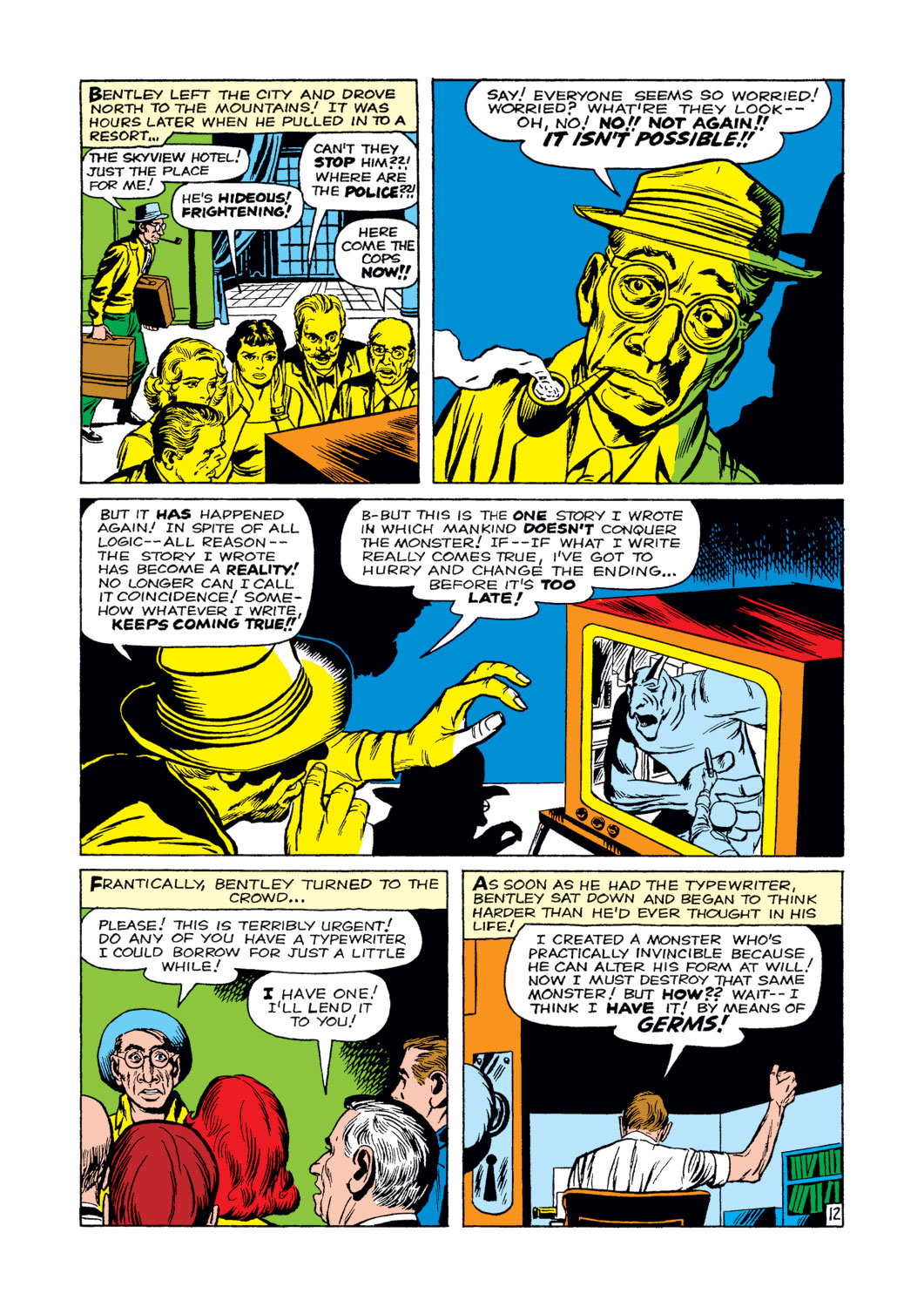 Tales to Astonish (1959) issue 20 - Page 14