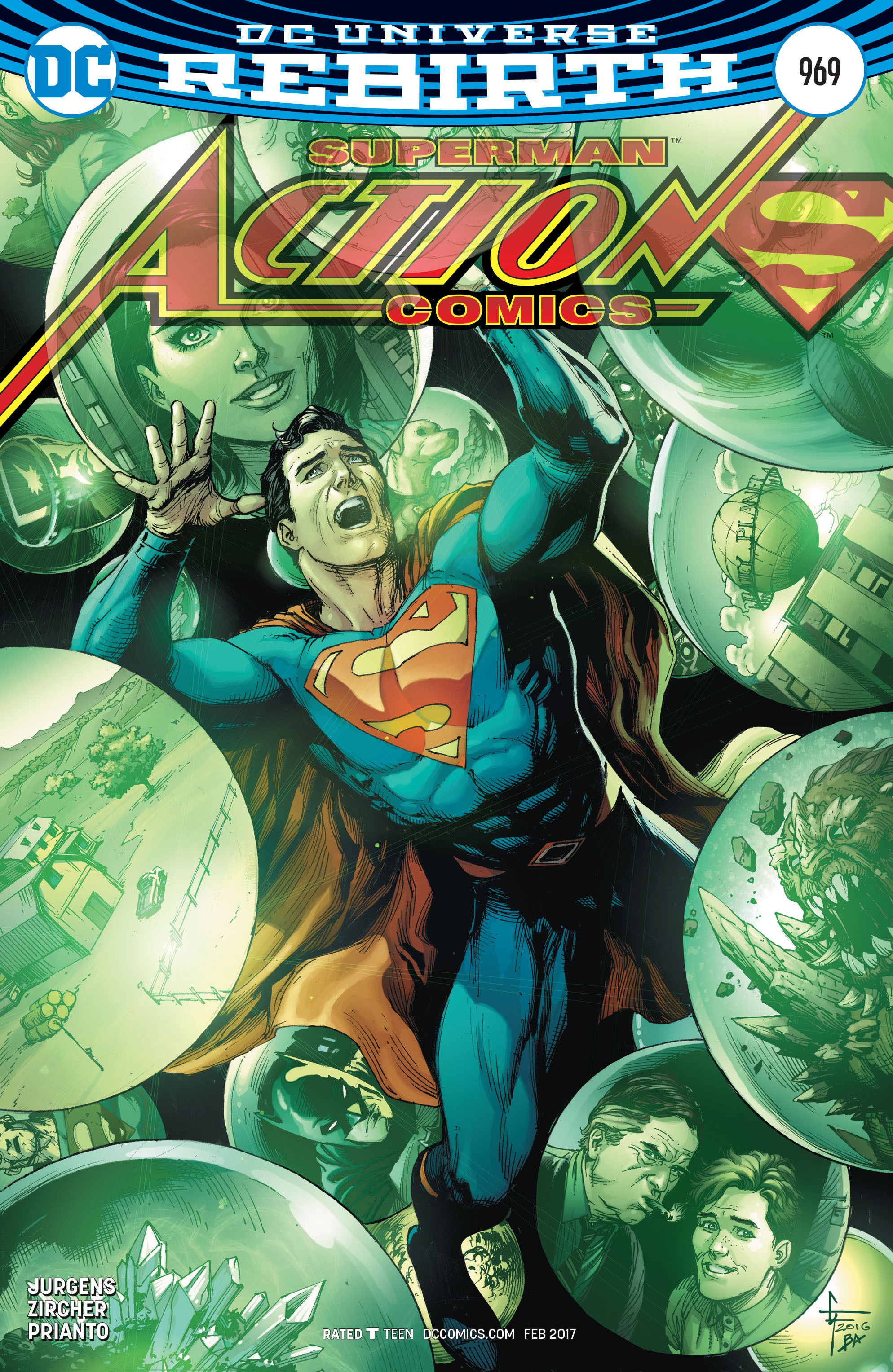Read online Action Comics (2016) comic -  Issue #969 - 3
