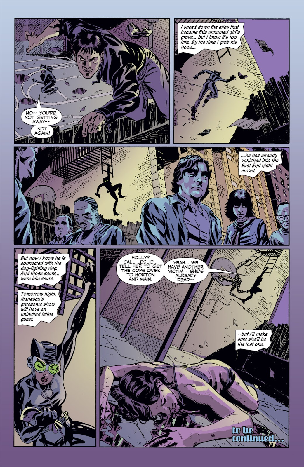 Catwoman (2002) Issue #41 #41 - English 23