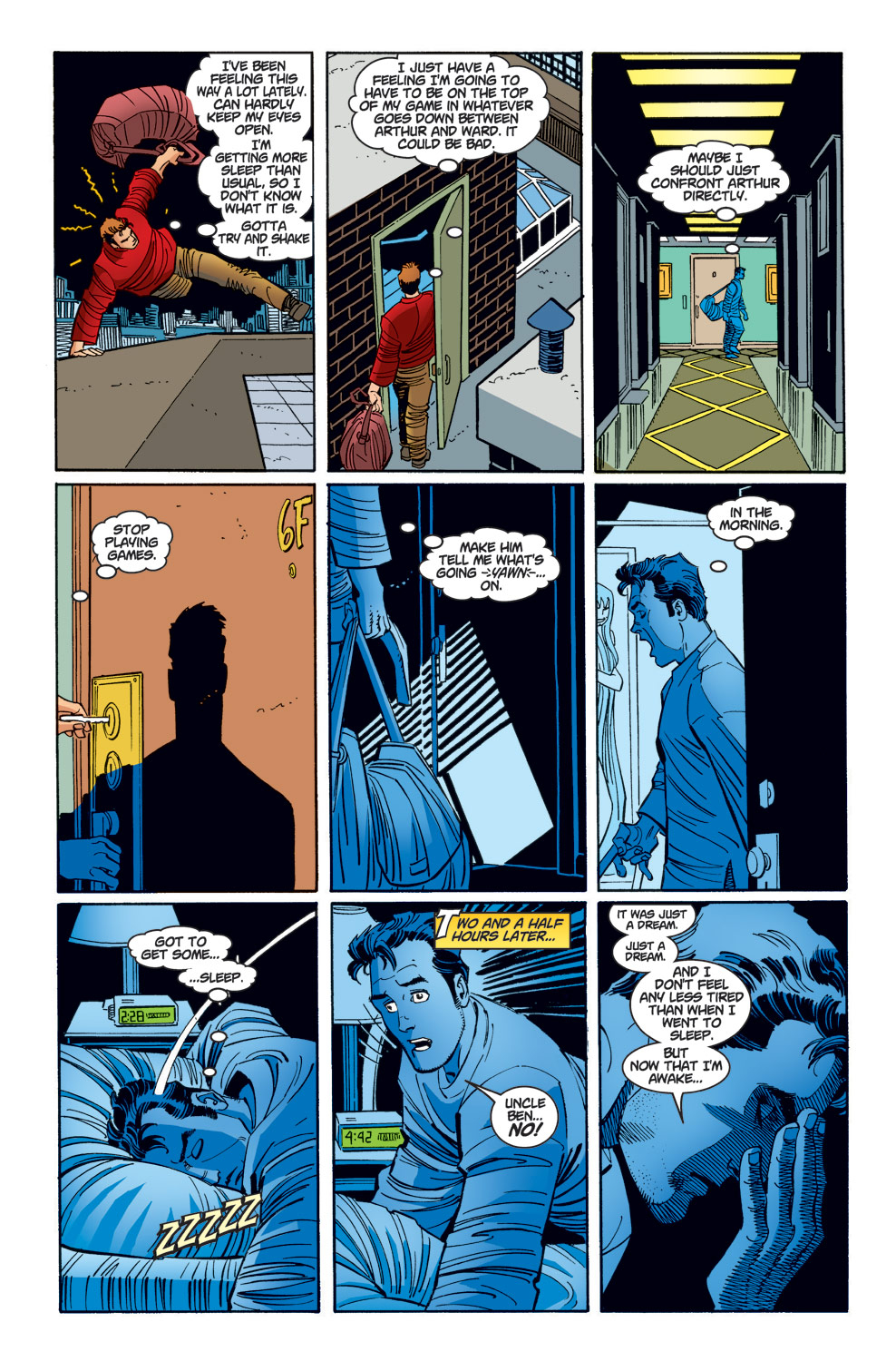 The Amazing Spider-Man (1999) 22 Page 16