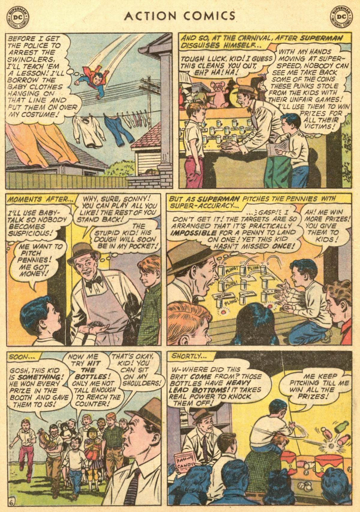 Read online Action Comics (1938) comic -  Issue #284 - 8