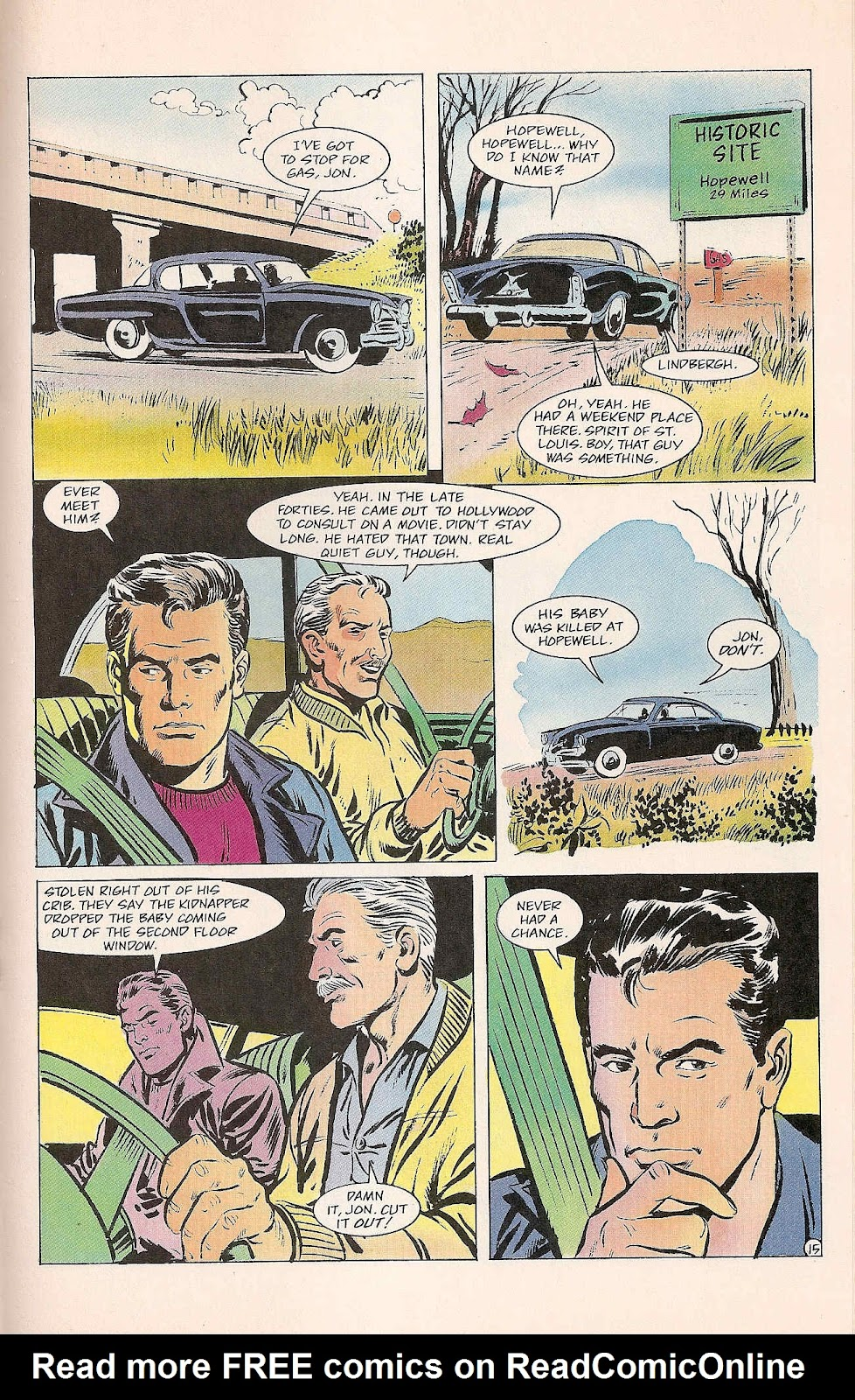 Sable issue 25 - Page 19