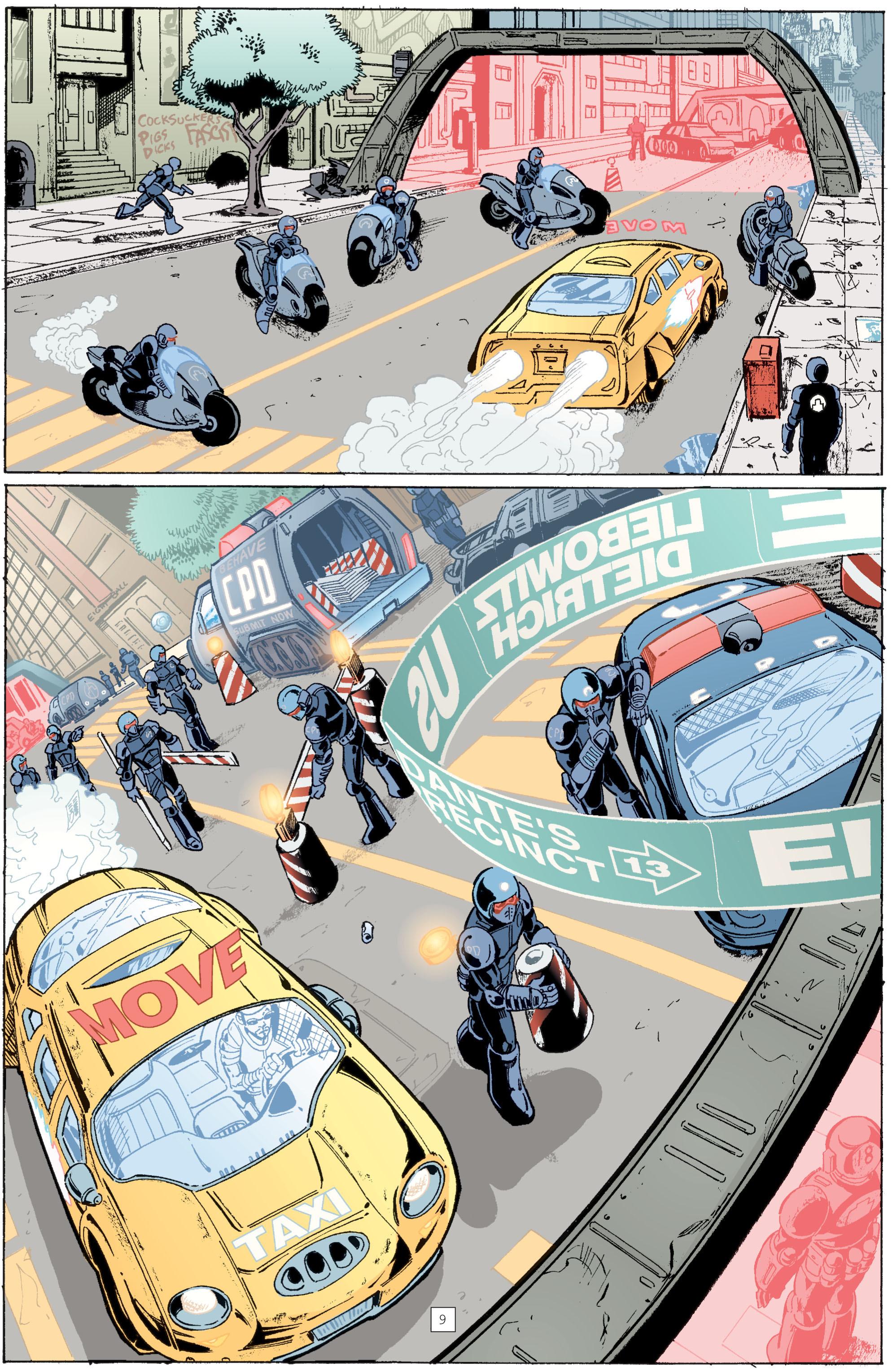 Read online Transmetropolitan comic -  Issue #29 - 10