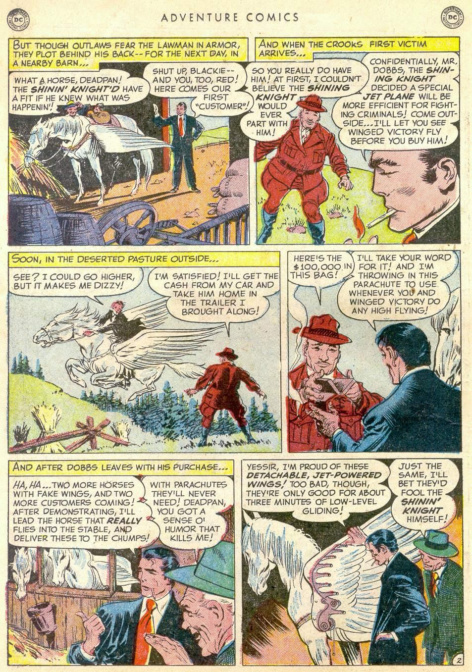 Read online Adventure Comics (1938) comic -  Issue #161 - 18