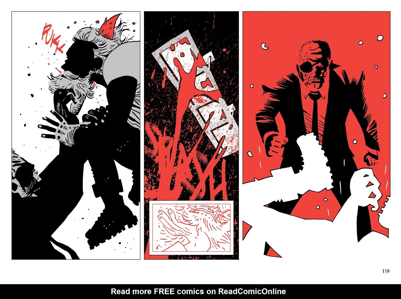 Read online Polar comic -  Issue # TPB The Kaiser Falls (Part 2) - 21