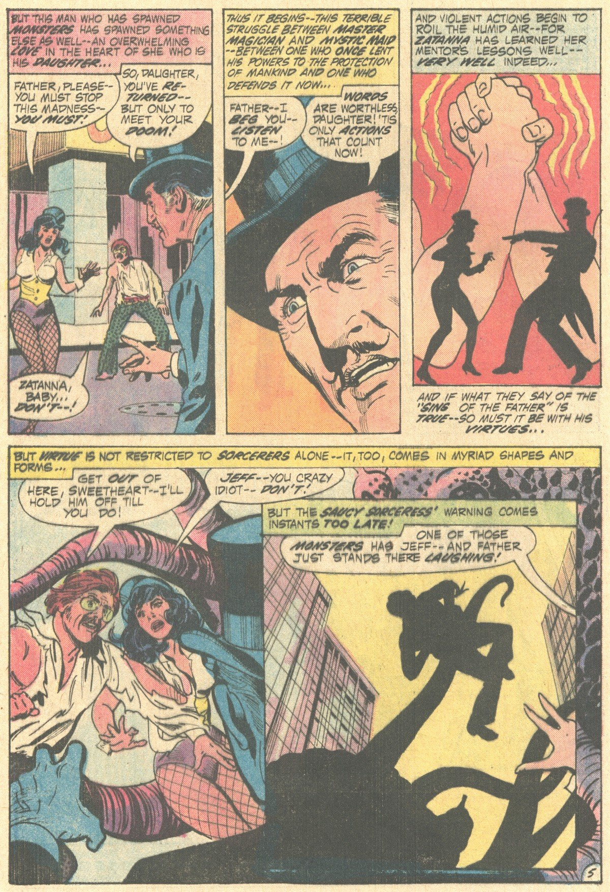 Read online Adventure Comics (1938) comic -  Issue #415 - 46