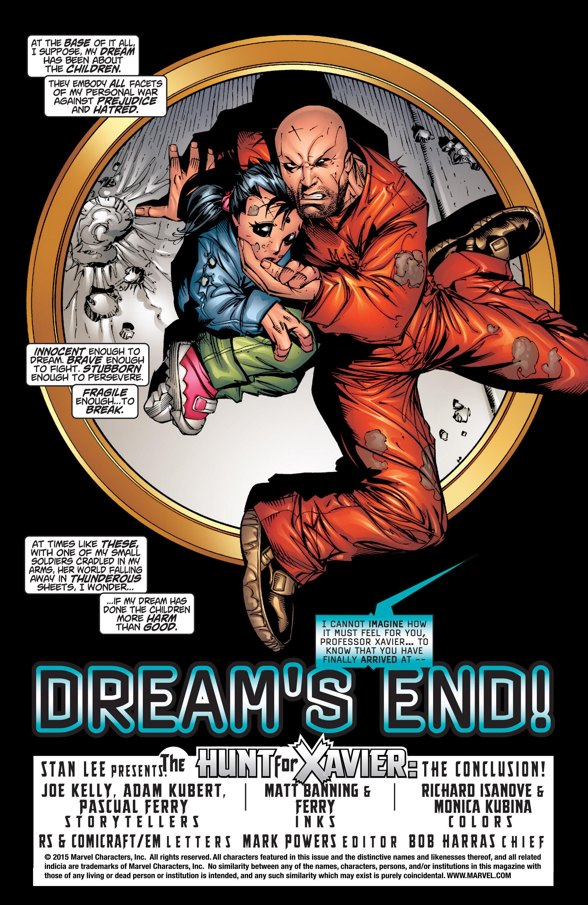 X-Men (1991) 84 Page 1