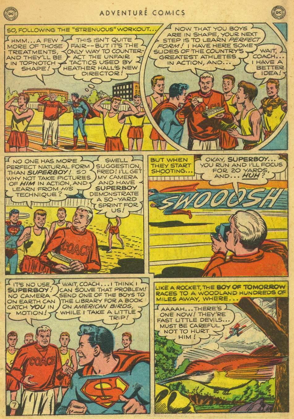 Read online Adventure Comics (1938) comic -  Issue #162 - 9